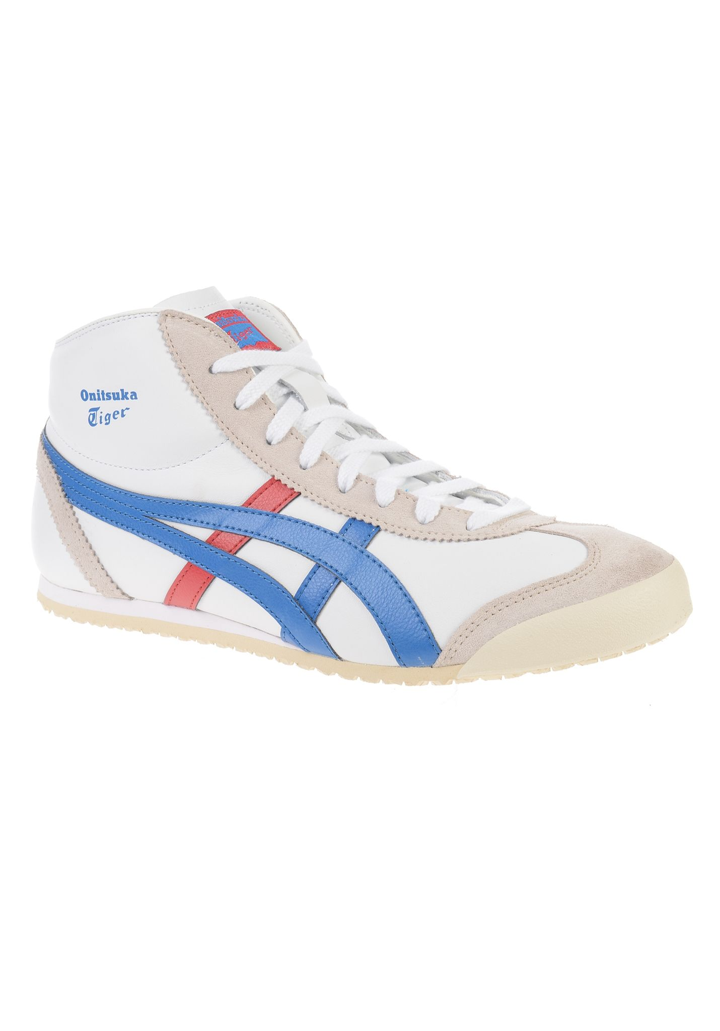 best sneakers 39a87 7bf0d Onitsuka Tiger Mexico Mid Runner - Sneakers - White