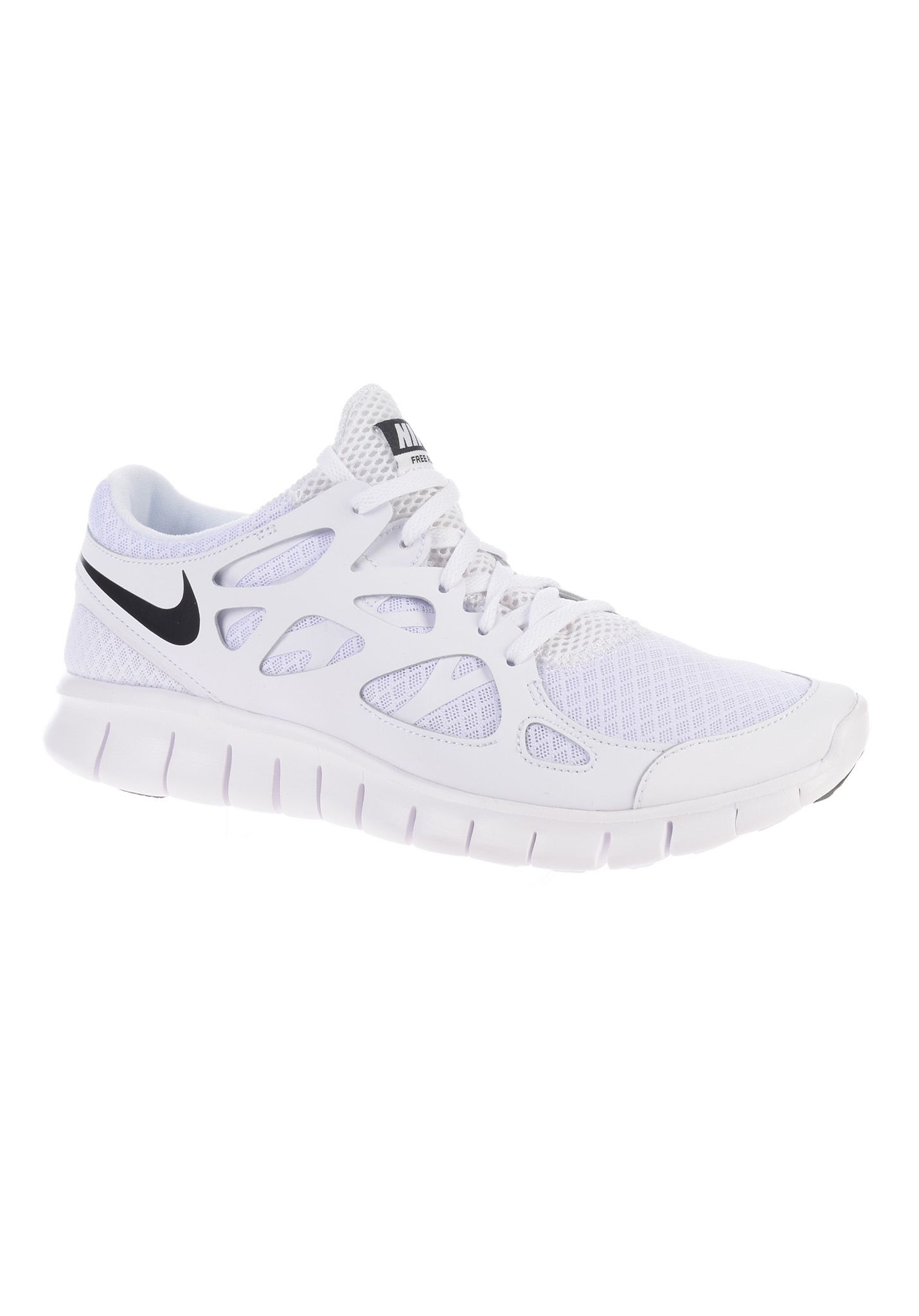 the latest 60a1d 630c4 ... new arrivals nike sportswear free run 2 nsw sneaker für herren weiß  planet sports 9438b 23cb2