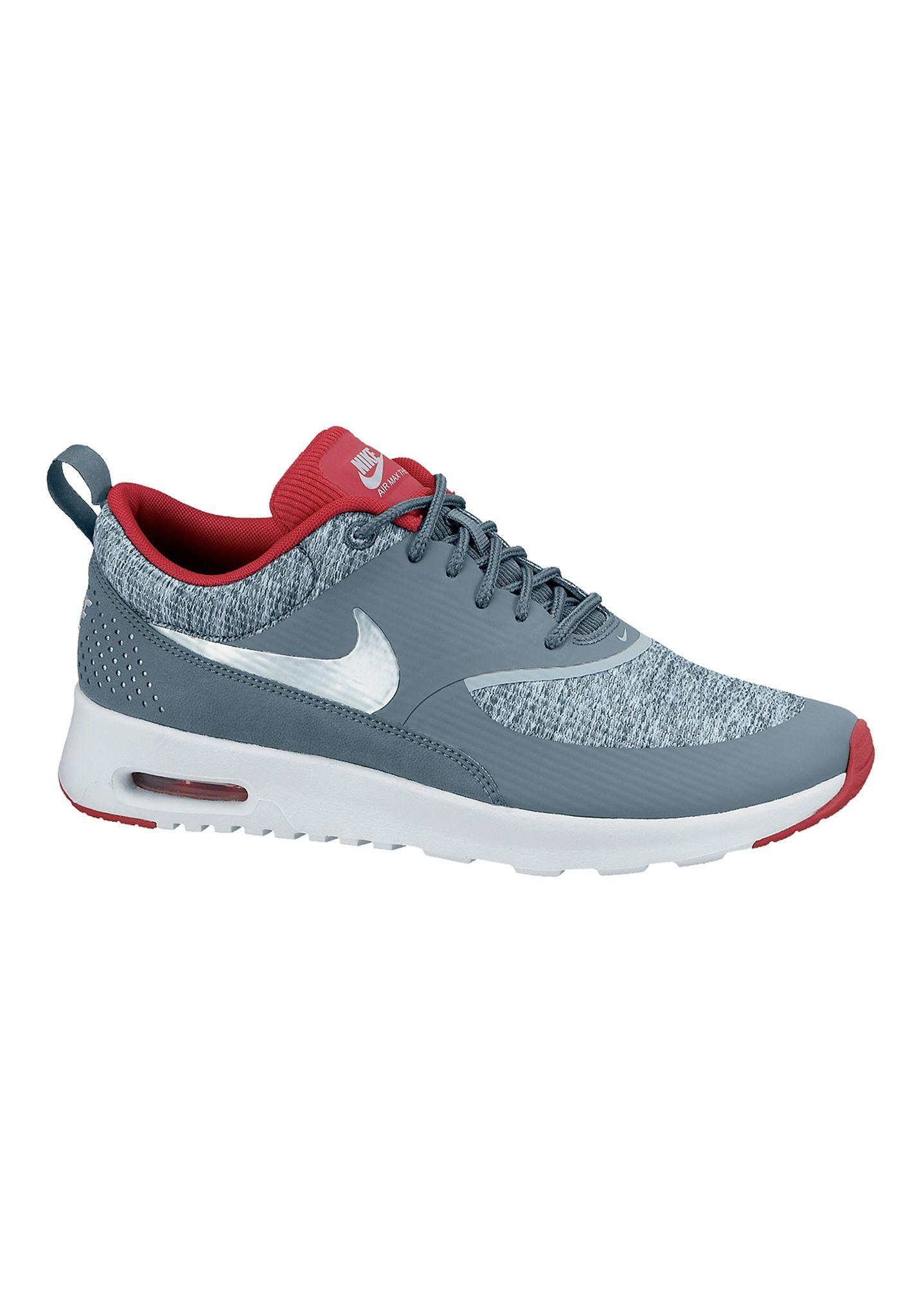 nike air max thea premium grau. Black Bedroom Furniture Sets. Home Design Ideas