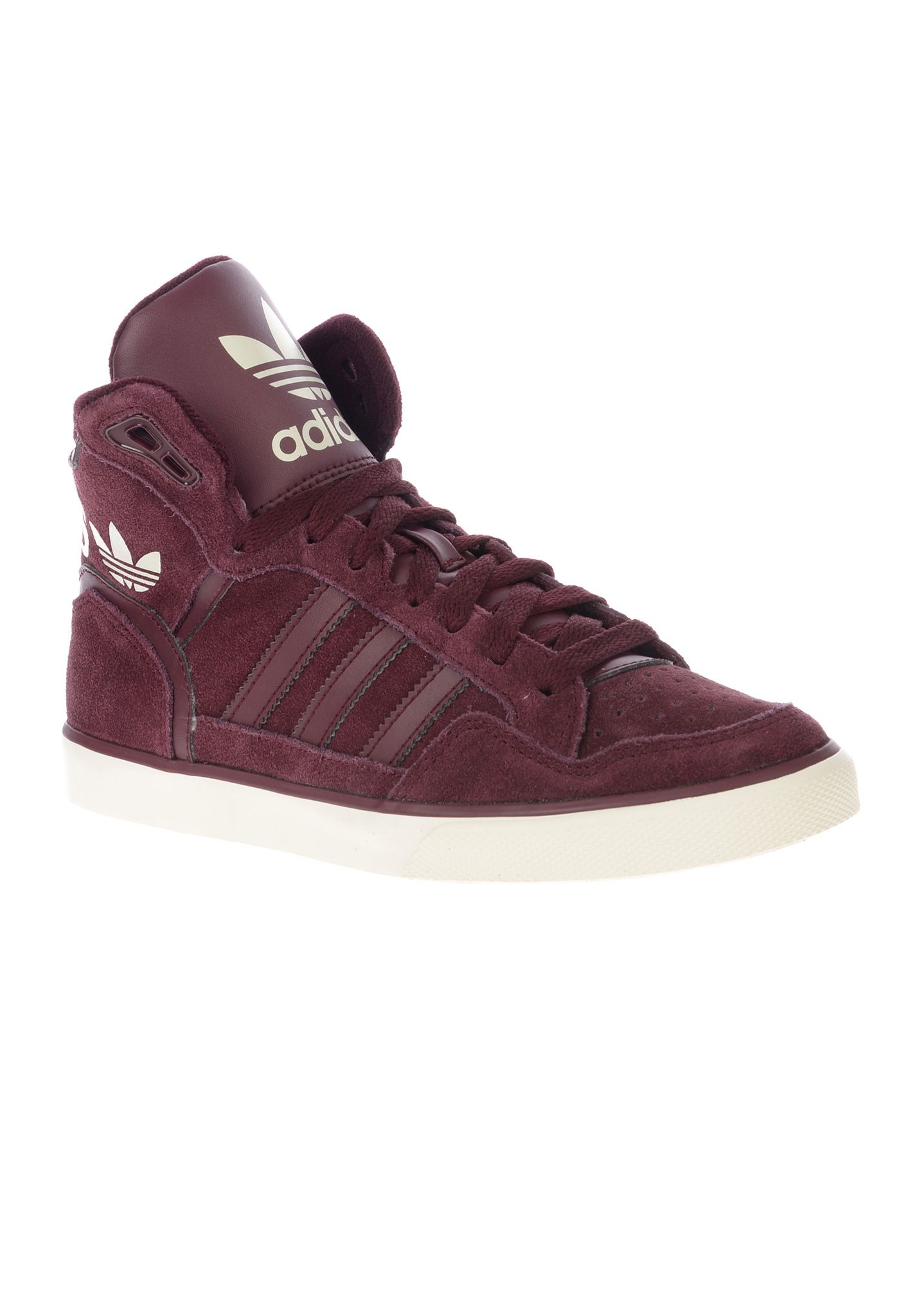 90ce8c83eb ... best service a4f10 0a0c3 ADIDAS Extaball Boot W - Baskets pour Femme -  Rouge - Planet