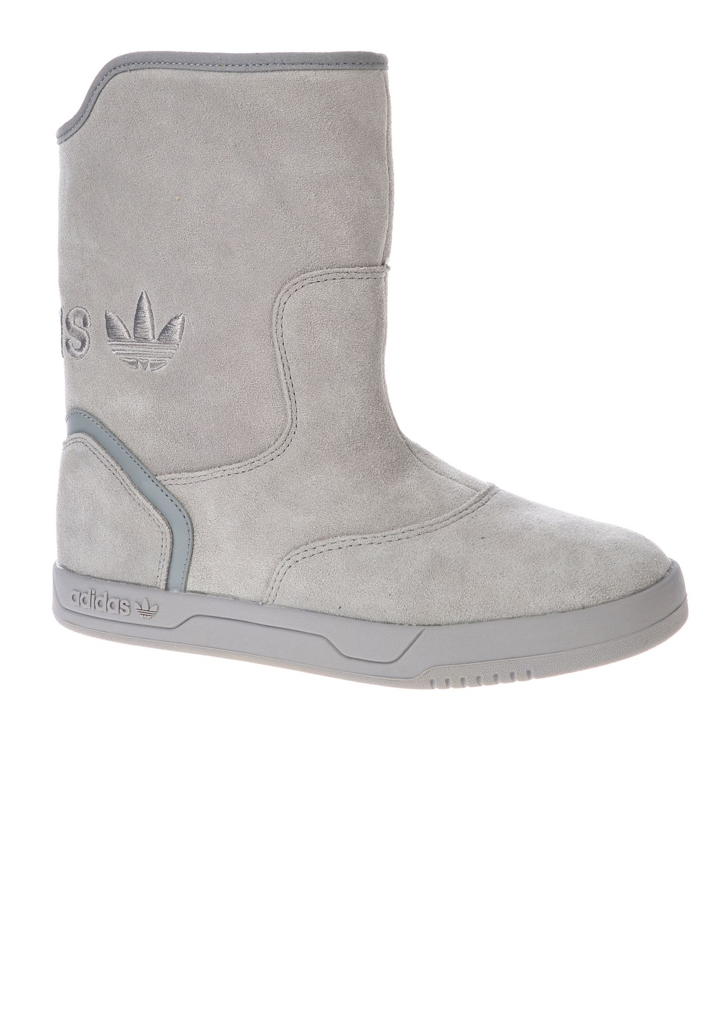 adidas winter boots grau damen