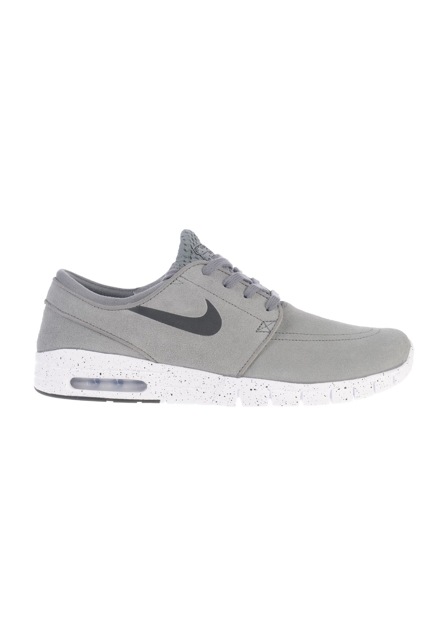 pretty nice 5dfce 90a62 NIKE SB Stefan Janoski Max L - Sneakers for Men - Grey - Pla