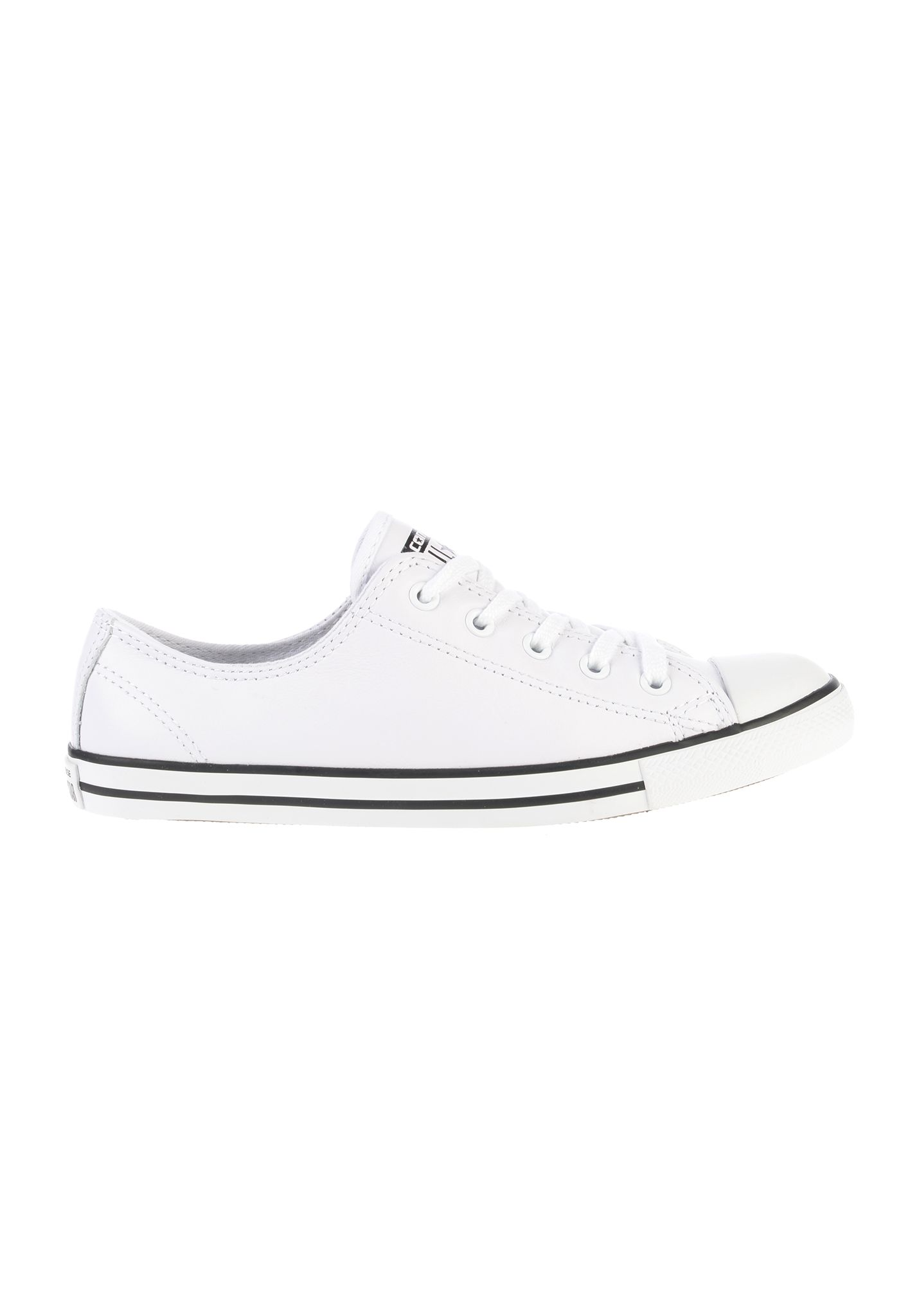 026e1c8dab6c Converse Chuck Taylor All Star Dainty Ox - Sneakers for Women - White -  Planet Sports