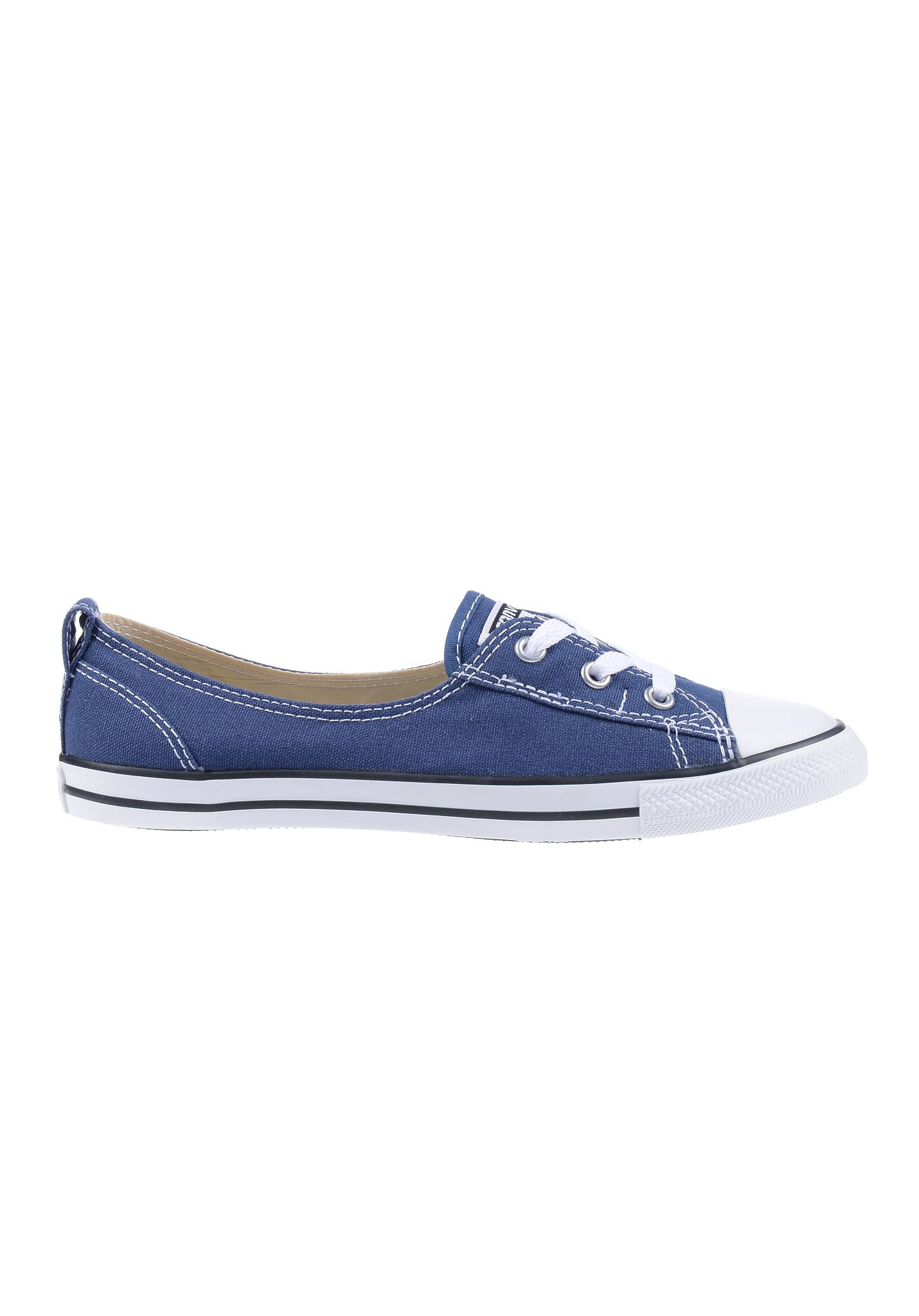 0e508627721a7c Converse Chuck Taylor All Star Ballet Lace - Sneakers for Women - Blue -  Planet Sports