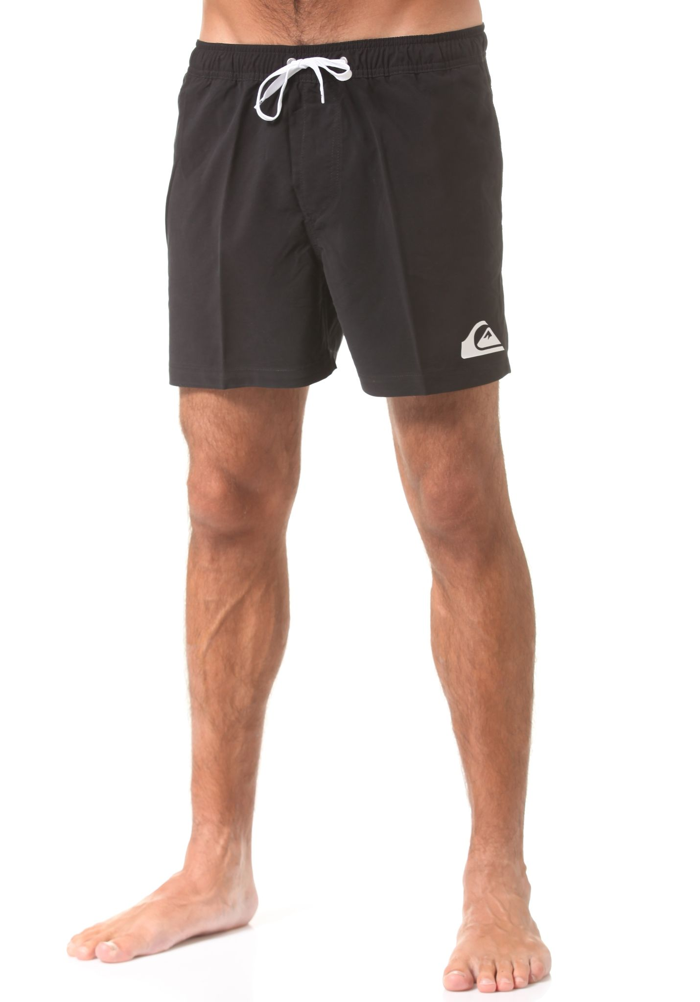 5ed7f92b4bbdfa Quiksilver Everyday VL15 - Short de bain pour Homme - Noir - Planet Sports