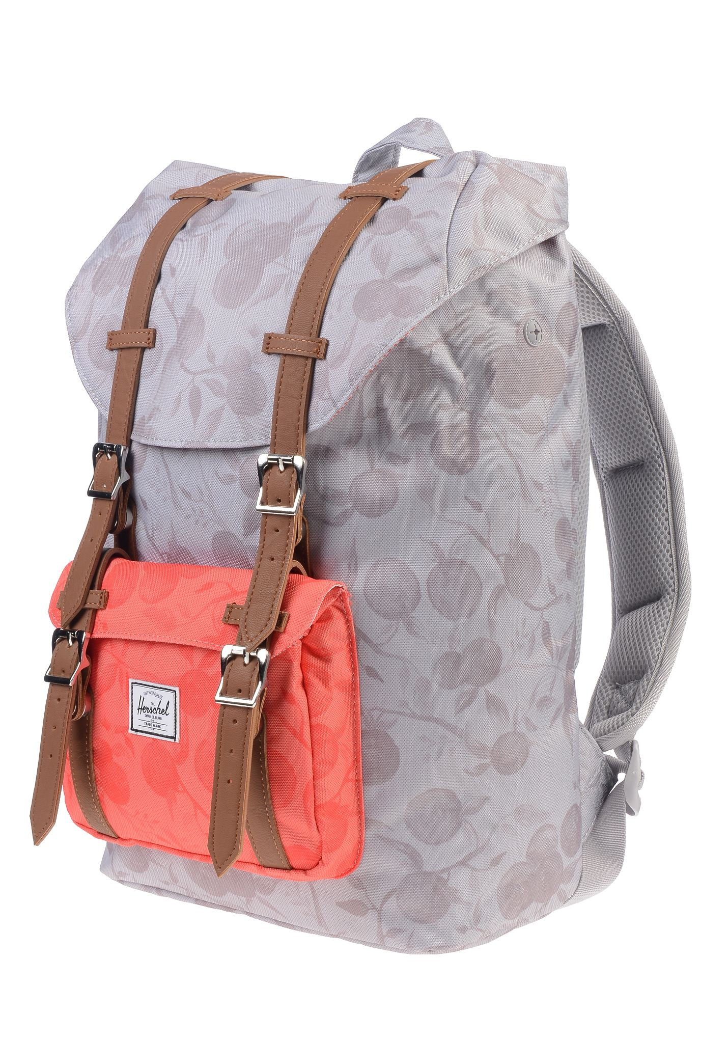 Herschel SUPPLY CO Little America Mid-Volume - Backpack - Grey - Planet  Sports d7cec161ab651
