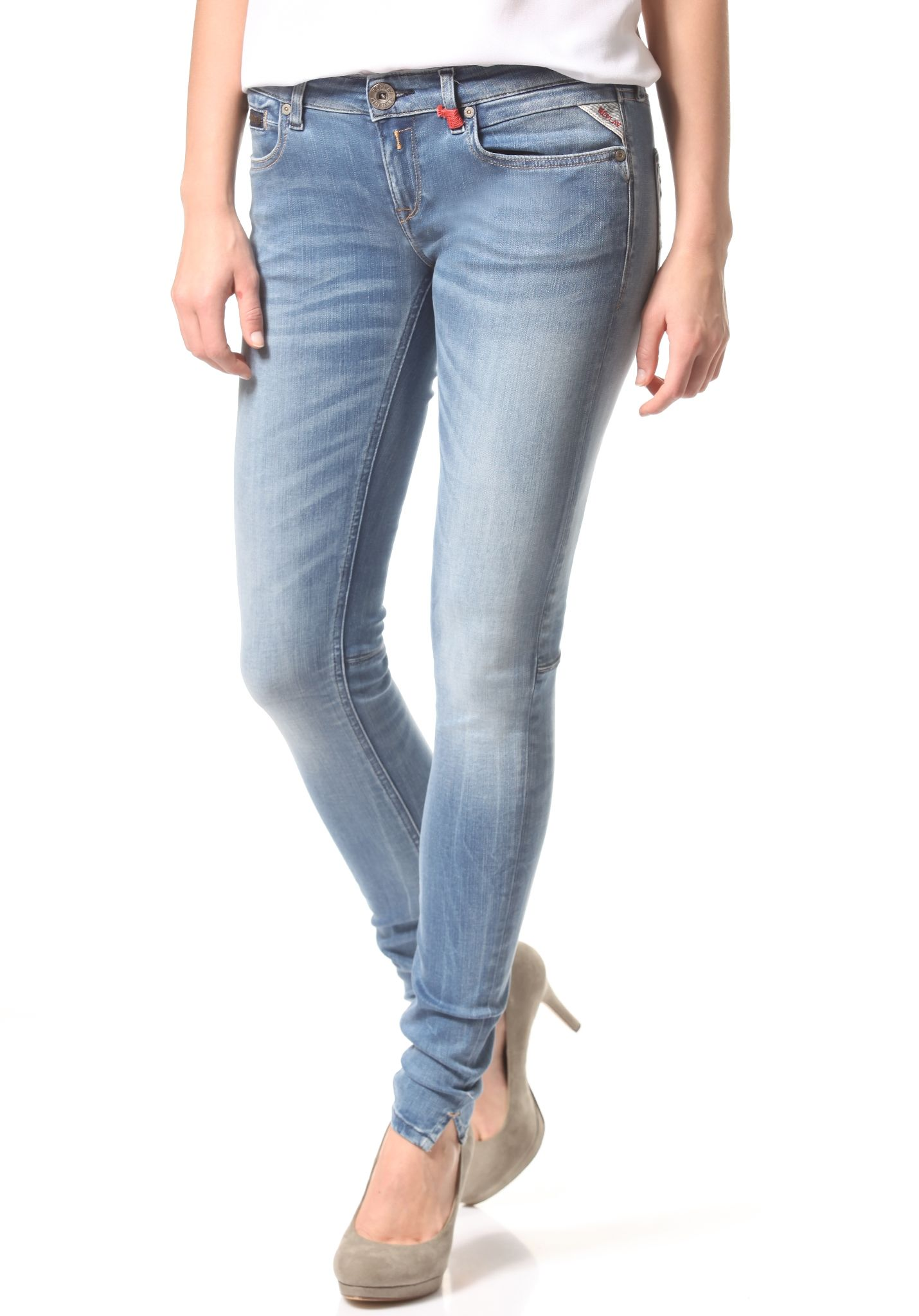 Womens Alanaies Jeans Replay