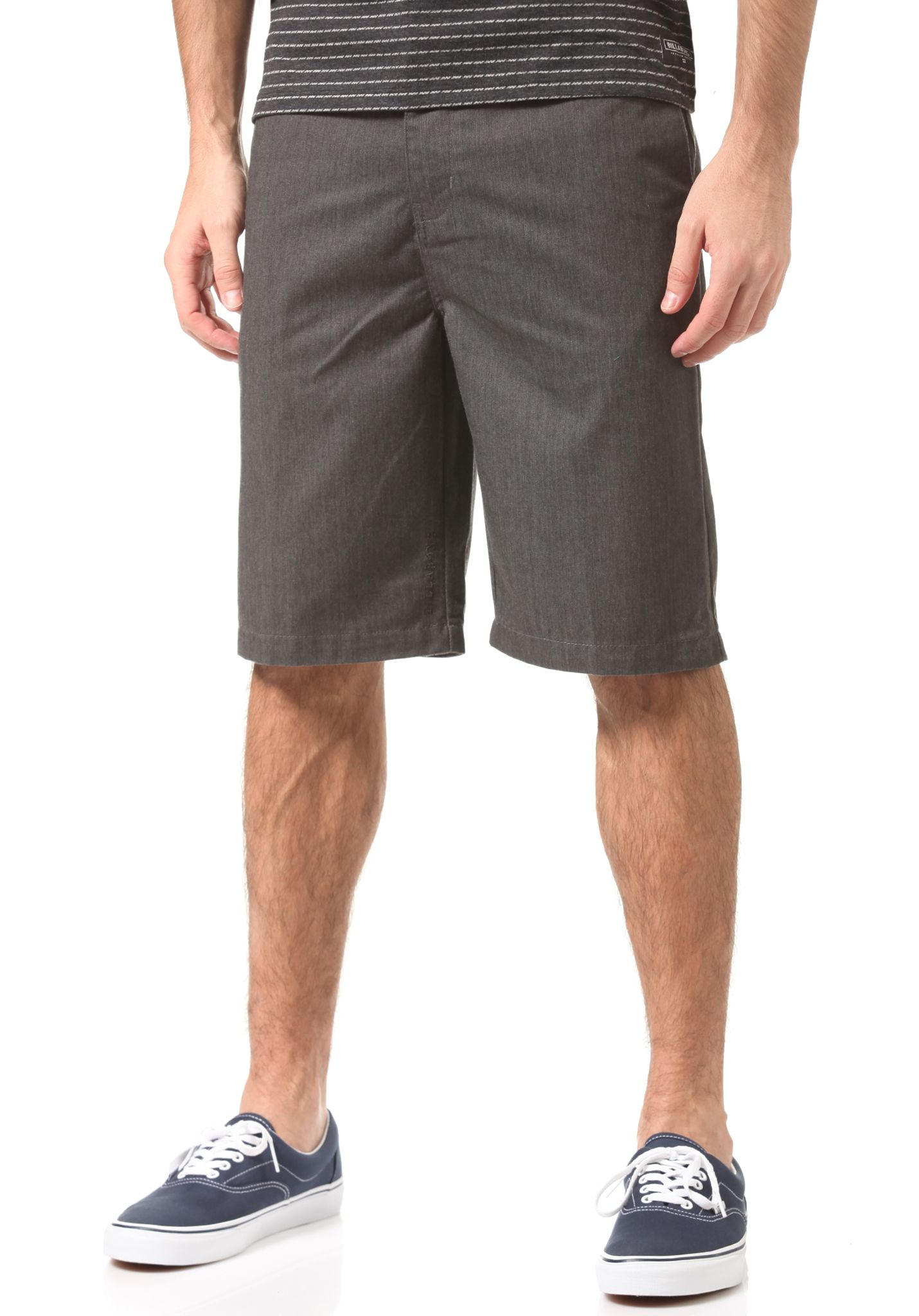 BILLABONG Carter - Chino Shorts for Men - Grey - Planet Sports