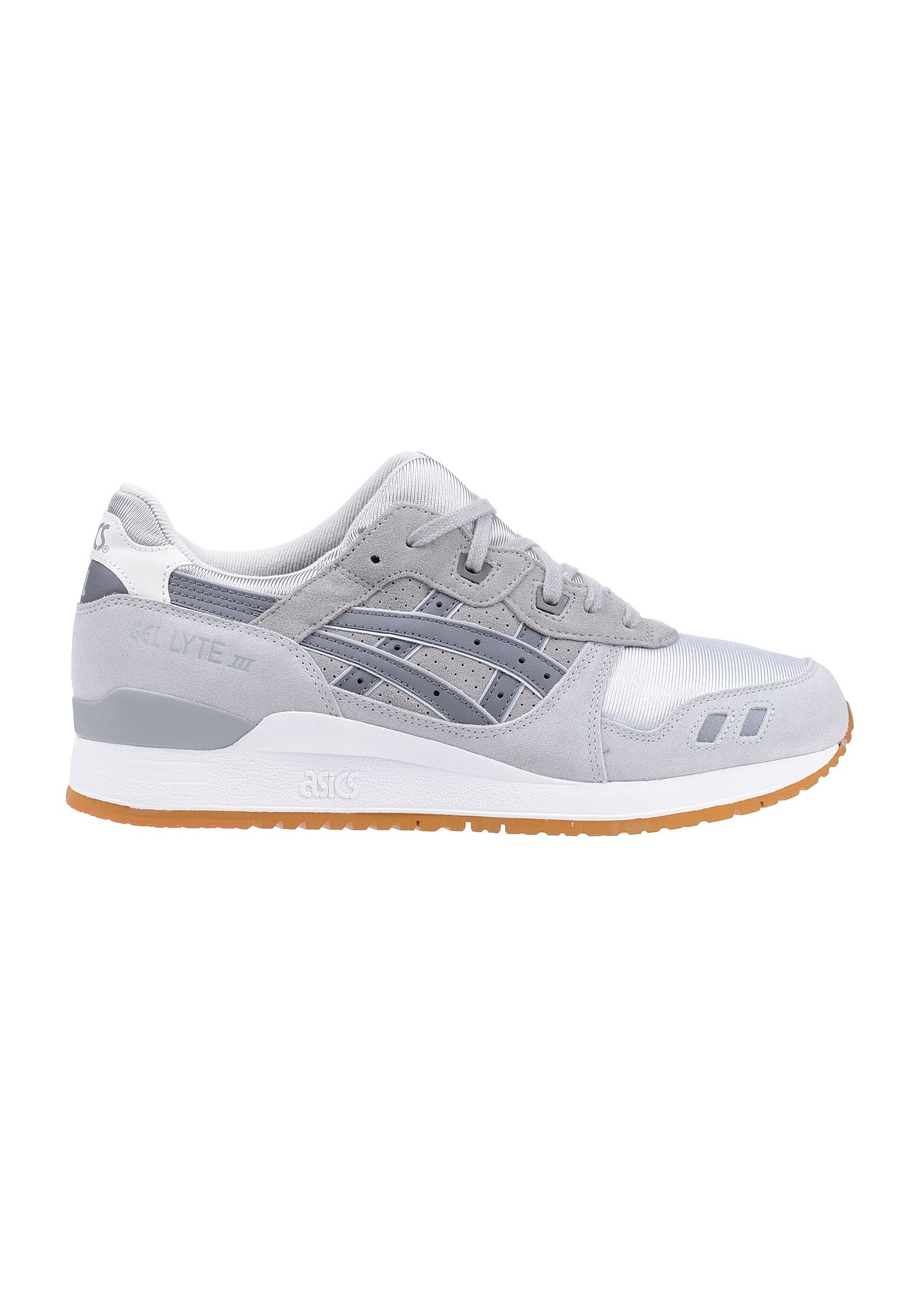 Chaussures Asics Gel Lyte grises femme