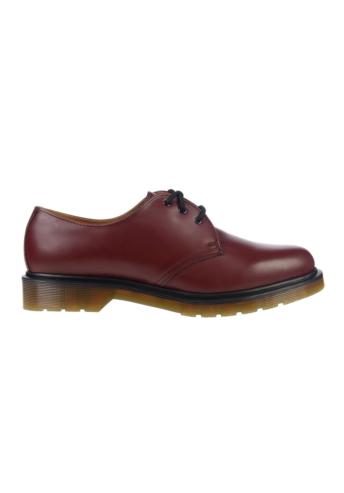 Dr Martens 1461PW Smooth 59 Last Fashion Shoes Red