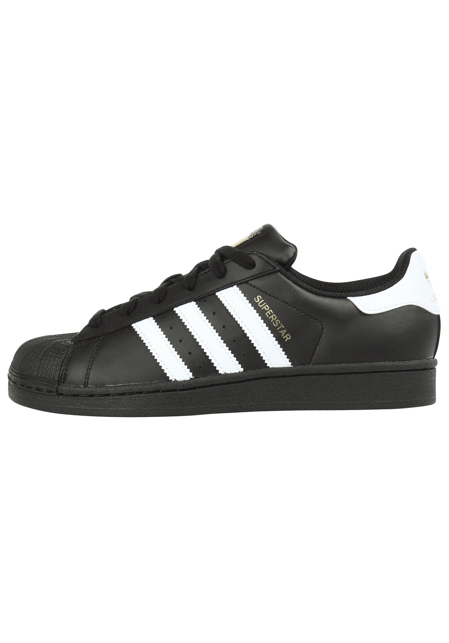 pretty cool fresh styles cute ADIDAS ORIGINALS Superstar - Sneakers - Black