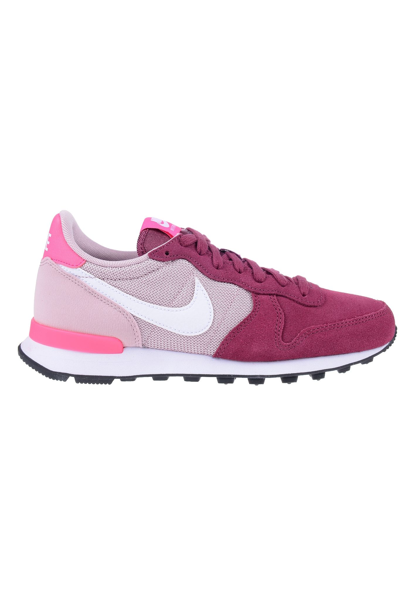 nike internationalist sneaker damen rot. Black Bedroom Furniture Sets. Home Design Ideas
