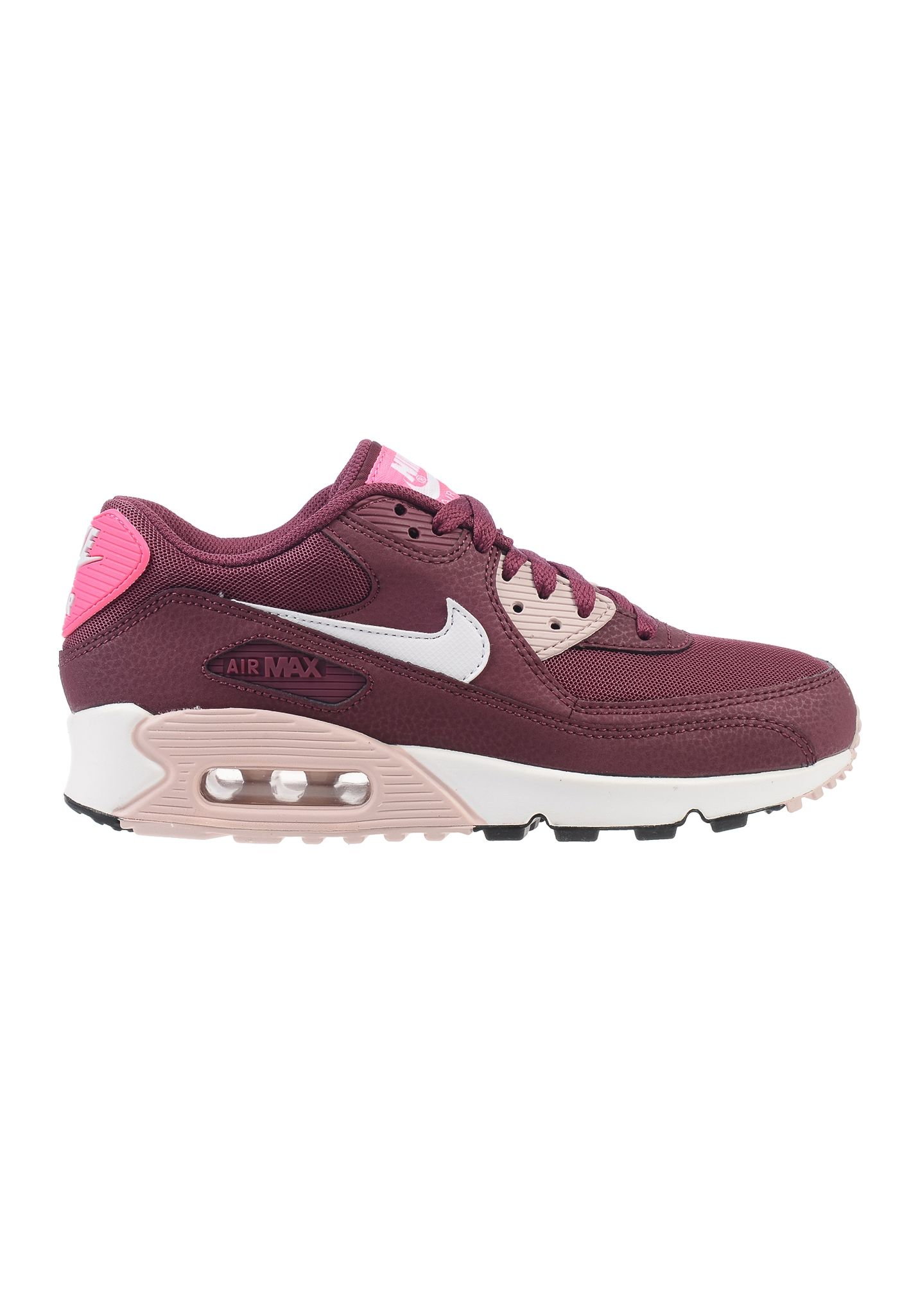on sale d3749 423cd NIKE SPORTSWEAR Air Max 90 Essential - Sneakers for Women - Red - Planet  Sports