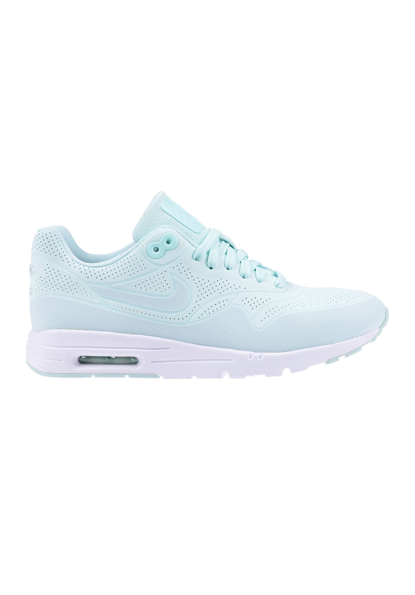 the latest 97b97 7bb57 ... NIKE SPORTSWEAR Air Max 1 Ultra Moire - Sneakers voor Dames - Groen -  Planet Sports ...