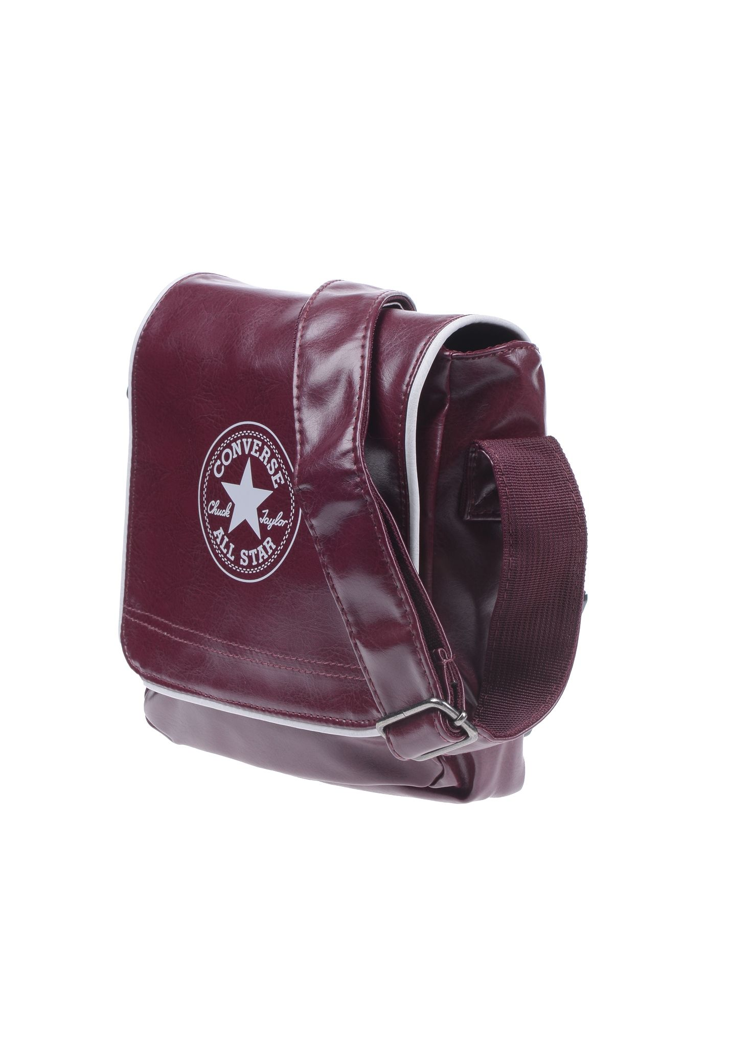 bc57fbe08c6 Converse Small Flap Retro - Messenger Bag - Red - Planet Sports