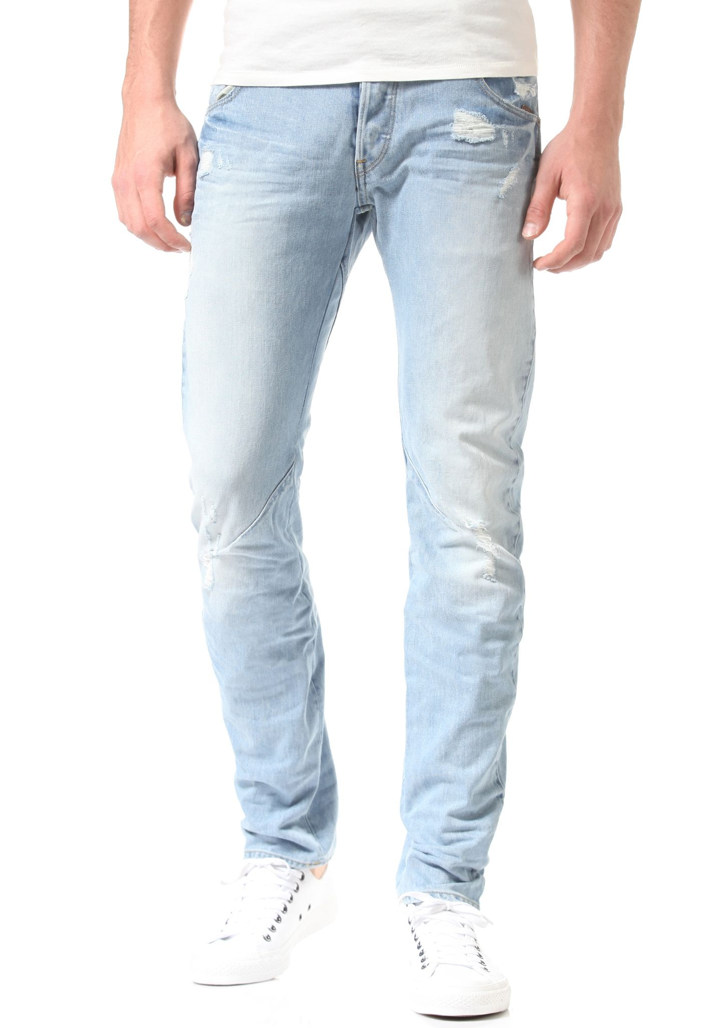 G-STAR Arc 3D Slim - Jean pour Homme - Bleu - Planet Sports b2edd017c70e