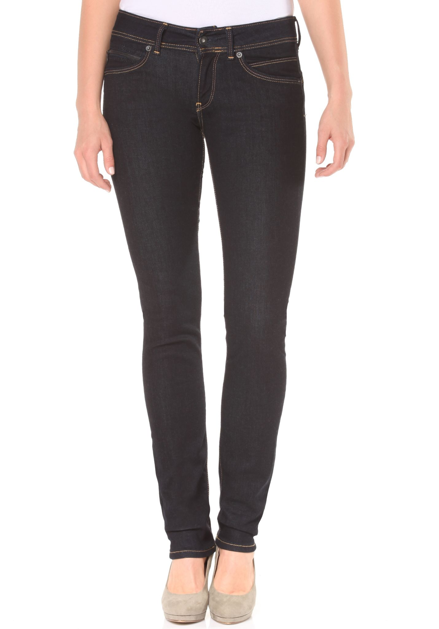 new arrivals best supplier online for sale PEPE JEANS New Brooke - Denim Jeans for Women - Blue