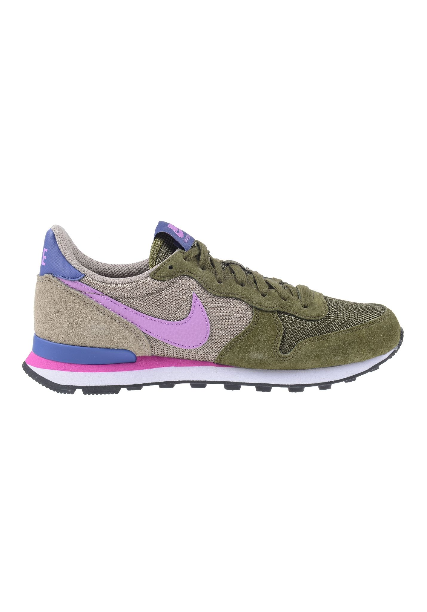 new style e4ac1 15a18 ... wholesale nike sportswear internationalist sneakers for women green  planet sports de29d 62911