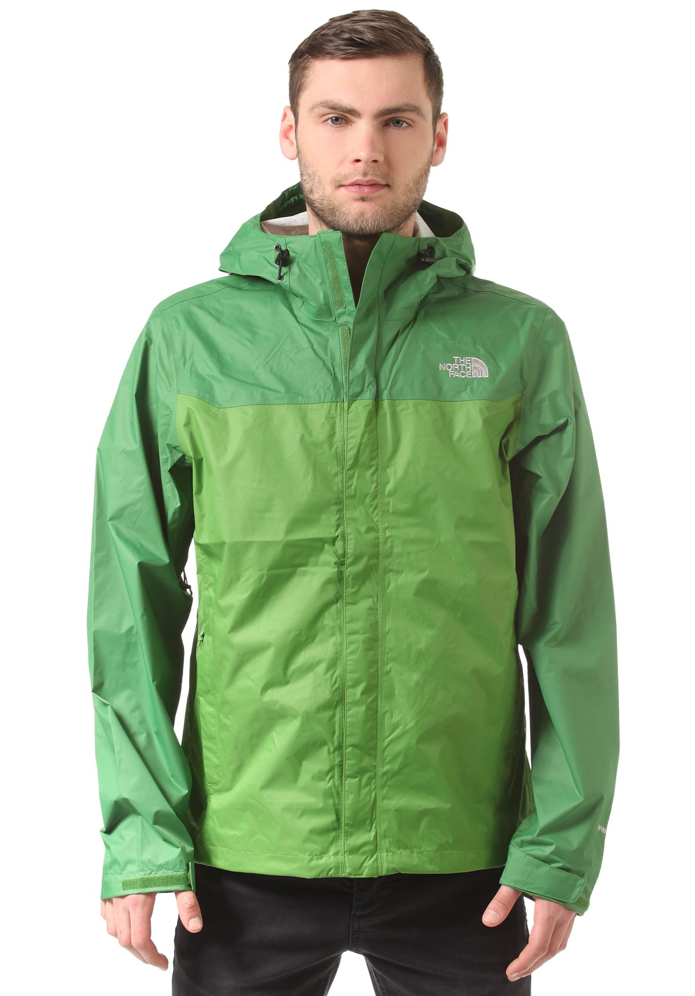 THE NORTH FACE Venture - Functional Jacket for Men - Green - Planet Sports b13e7db2467