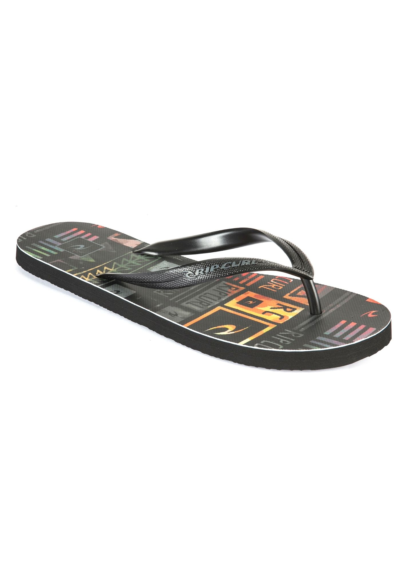 Rip Curl T2T Check- Black sandals