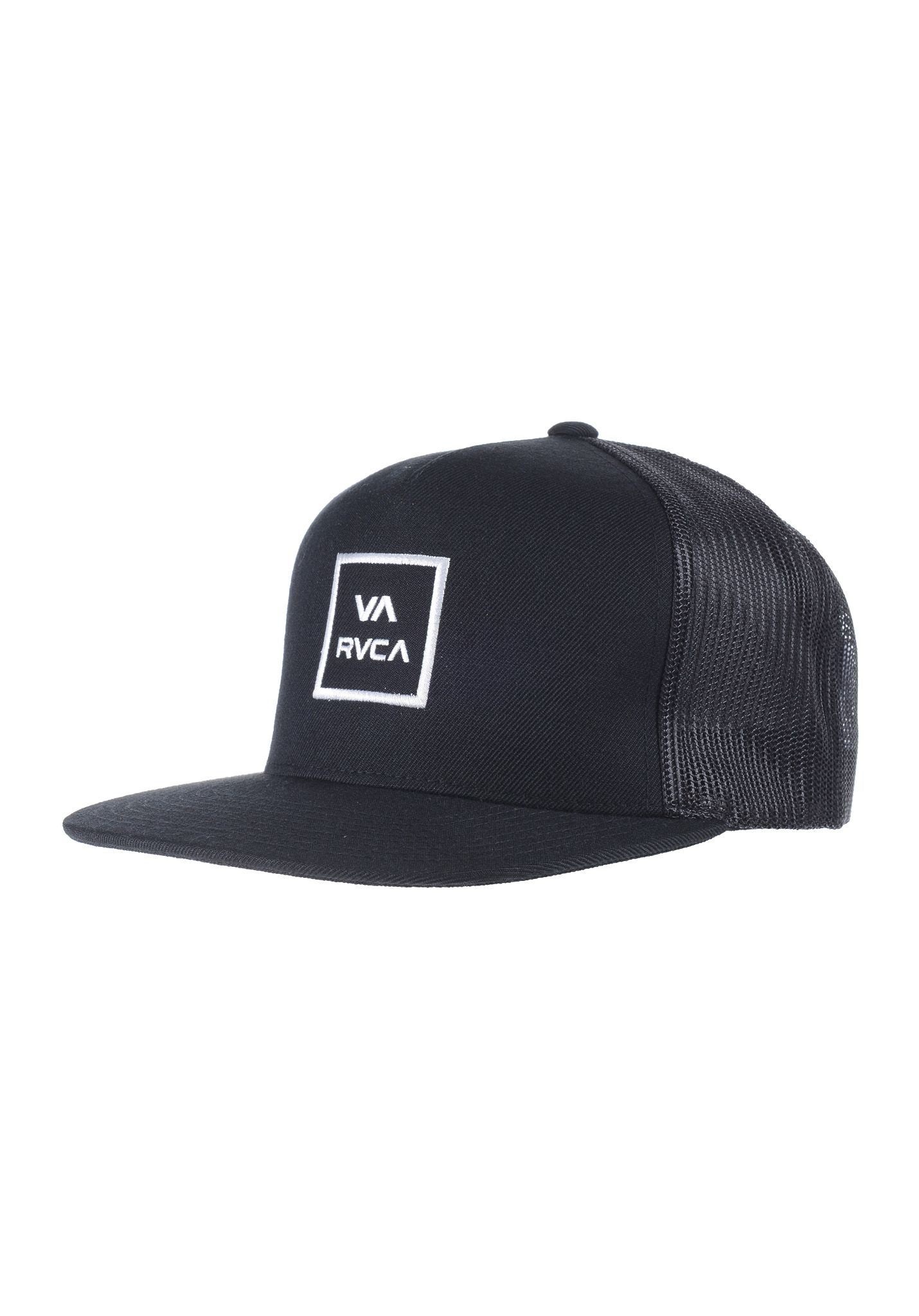 RVCA Va All The Way Ct III - Gorra de camionero - Negro - Planet Sports eaf0bc11be1