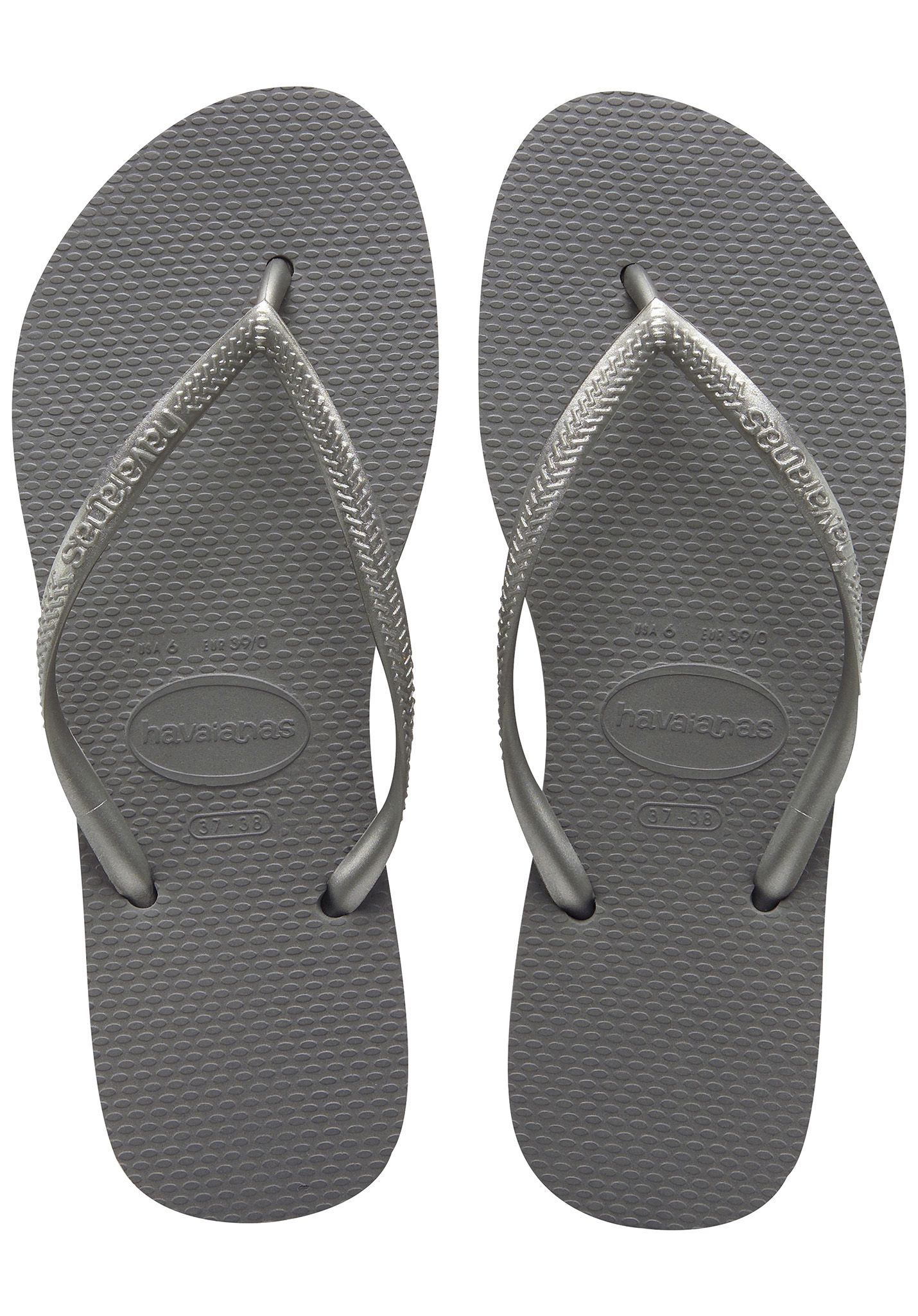 732296a9f HAVAIANAS Slim - Sandals for Women - Grey - Planet Sports