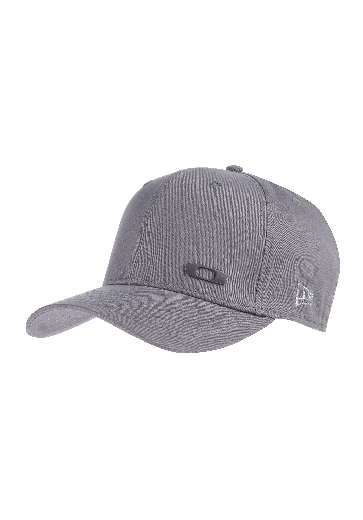 94fac387368 OAKLEY Metal Square - Fitted Cap for Men - Grey - Planet Sports