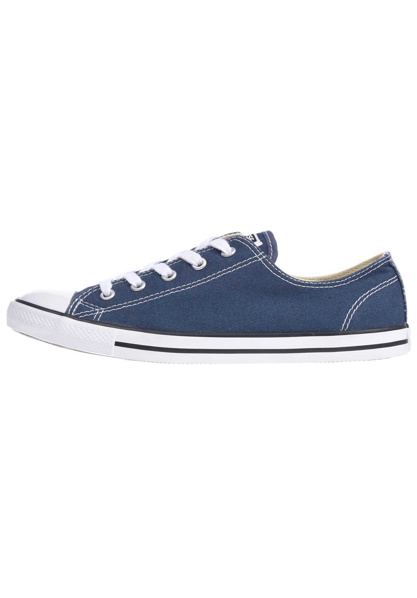 66ed0a5dc4e2 Converse Chuck Taylor All Star Dainty Ox - Sneakers for Women - Blue -  Planet Sports