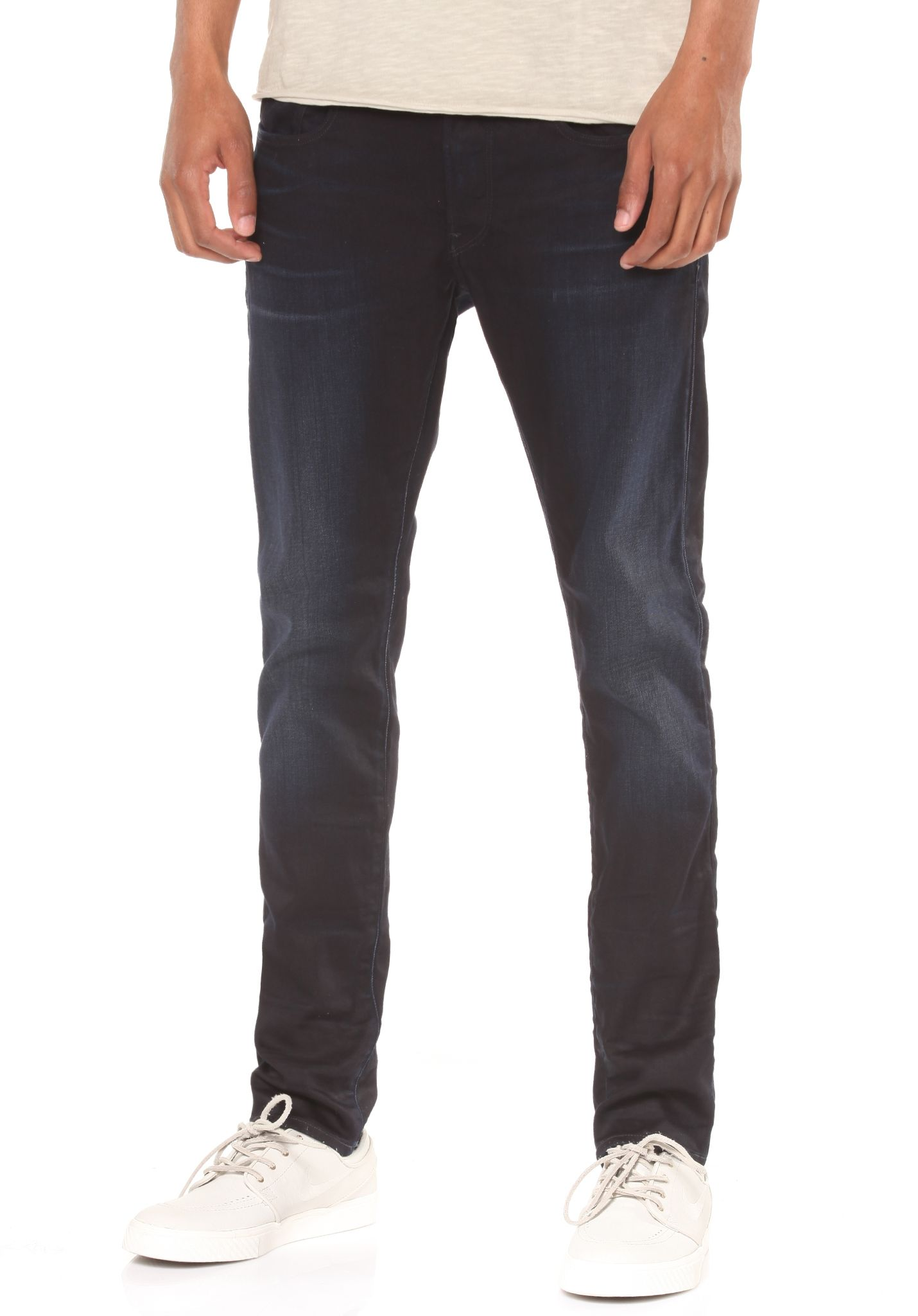 G Star 3301 Loose Slander Superstretch Mens Jeans