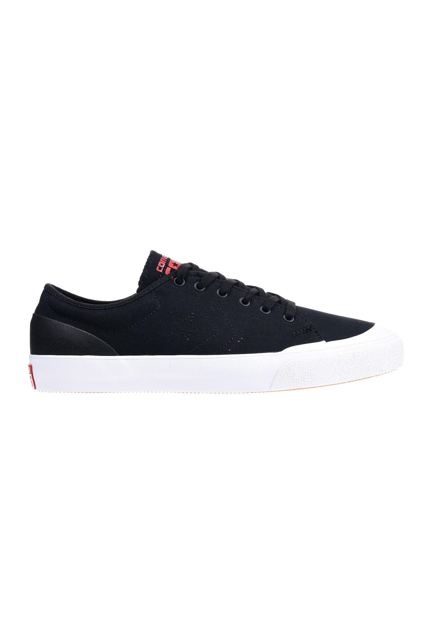 78339a1ee1b4 Converse Cons Summer Ox - Sneakers for Men - Black - Planet Sports