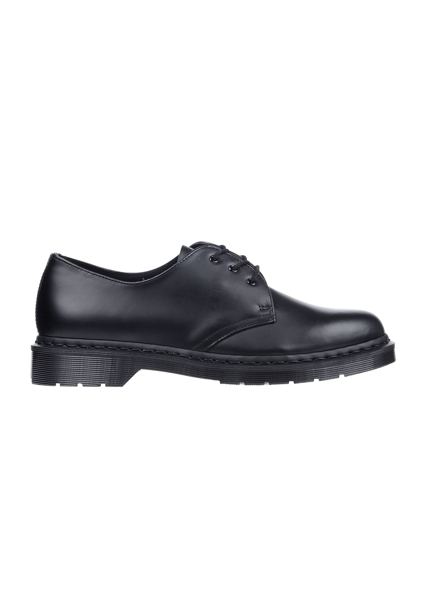 9db3266bf5f Dr. Martens 1461 Mono Smooth - Fashion Shoes - Black - Planet Sports