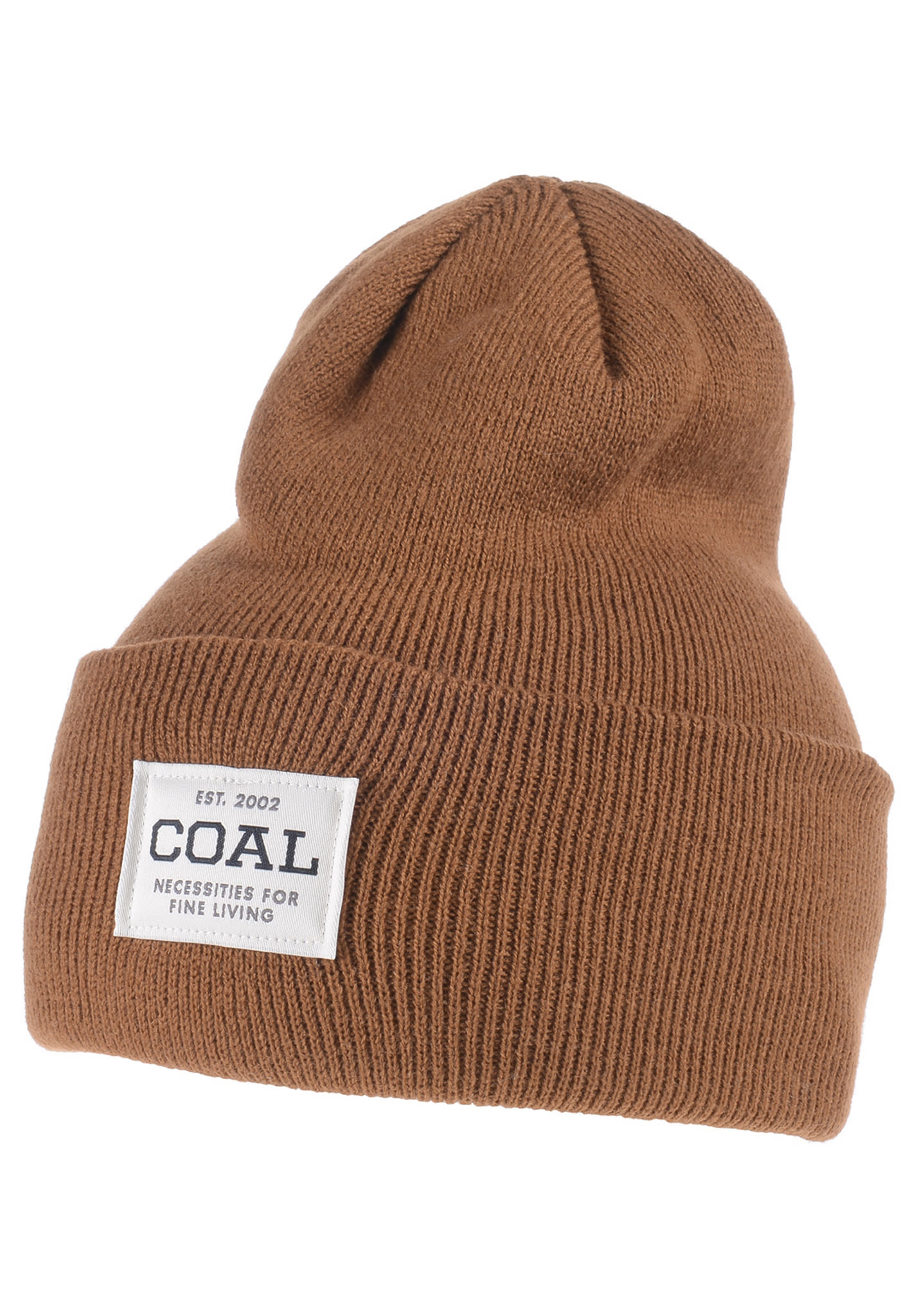Coal The Uniform - Beanie - Brown - Planet Sports d25dfa25c0aa
