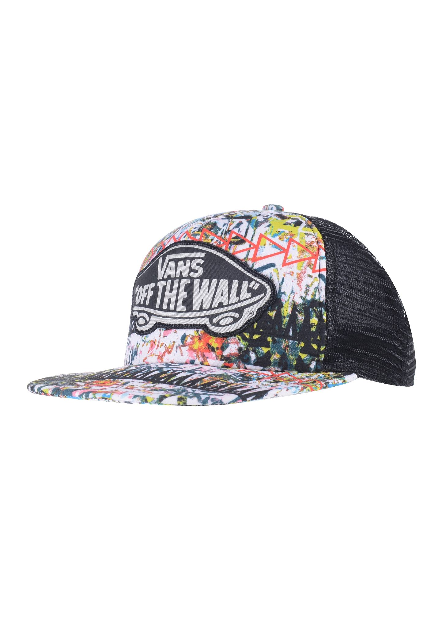 9599b77309b8d Vans Beach Girl - Gorra de camionero para Mujeres - Multicolor - Planet  Sports