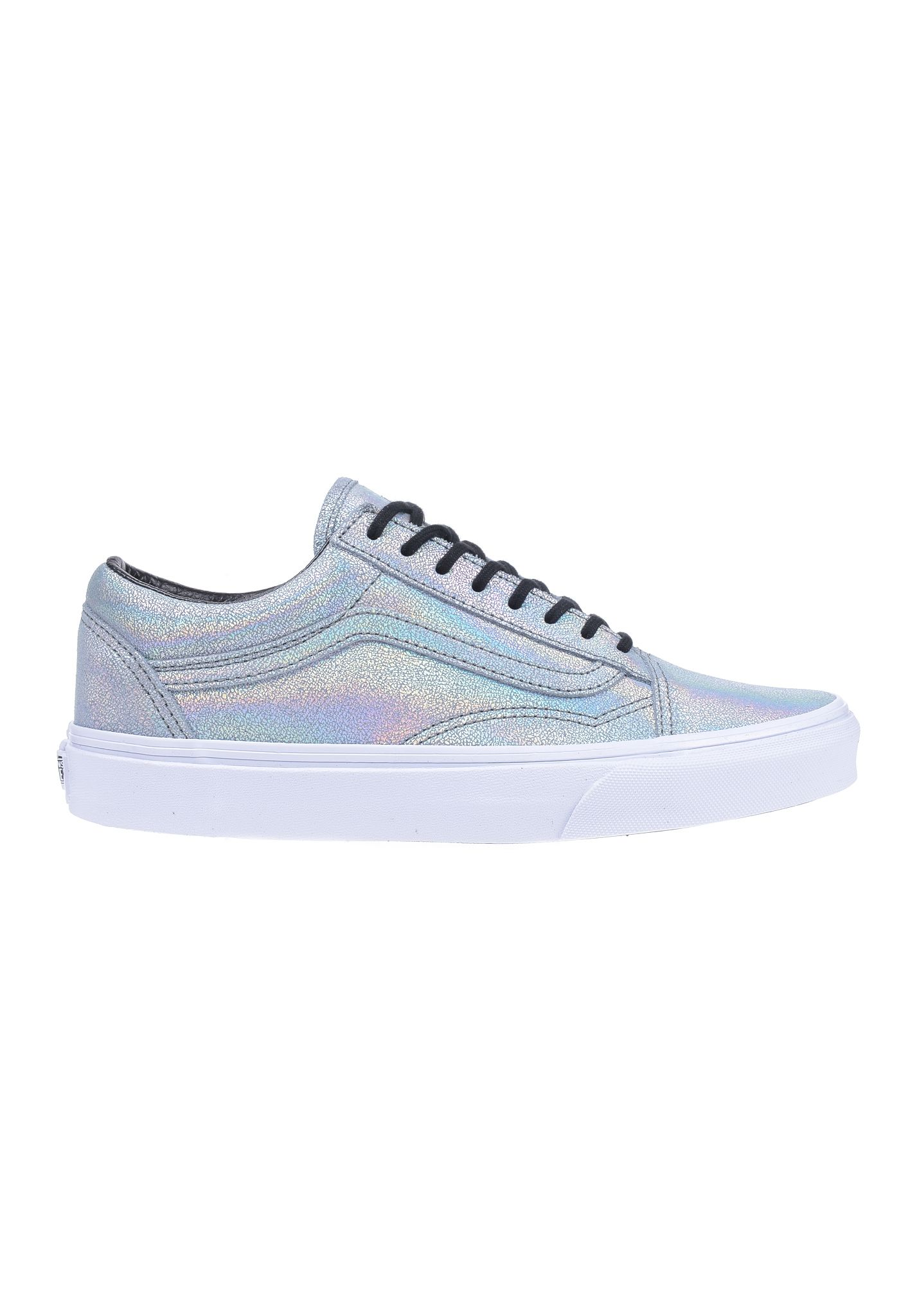 Vans Old Skool Argent