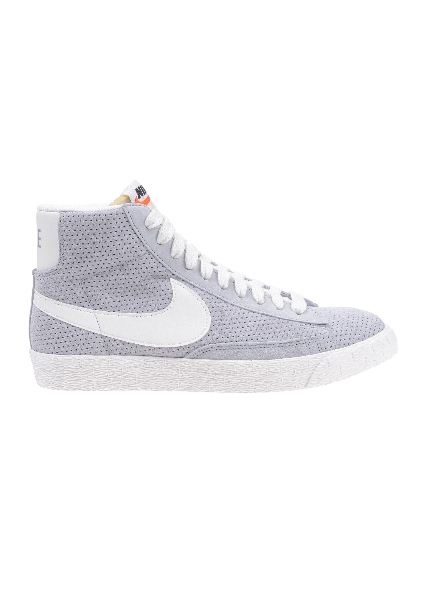 NIKE SPORTSWEAR Blazer Mid Suede Vintage - Sneakers for Women - Grey -  Planet Sports 46d1c94dd3