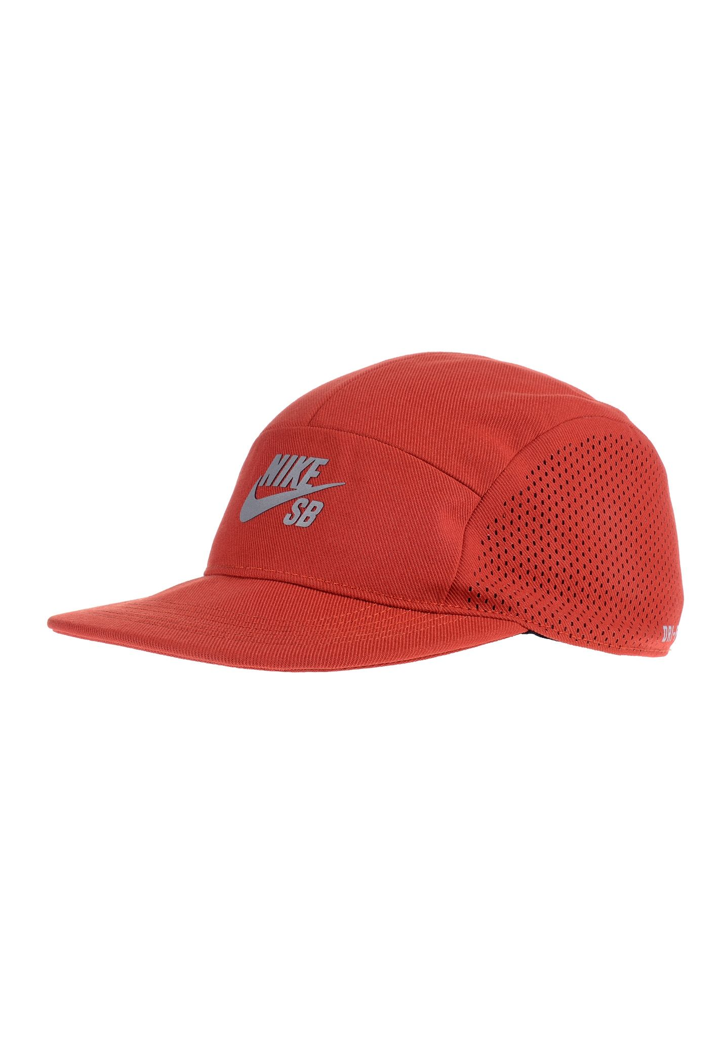7fcd6ea205 NIKE SB Performance 5 Panel - Cap - Red - Planet Sports