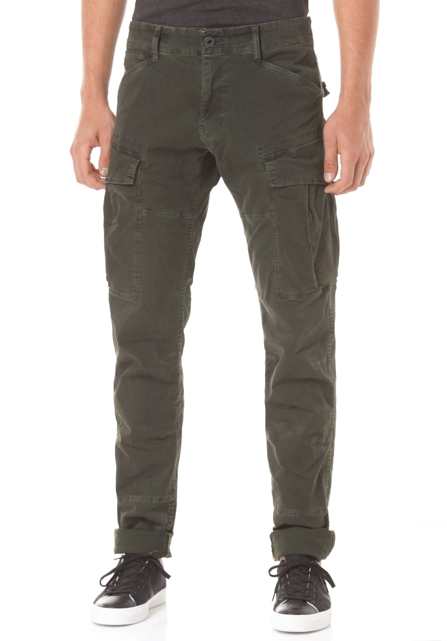 Mens Rovic Slim Trouser G-Star