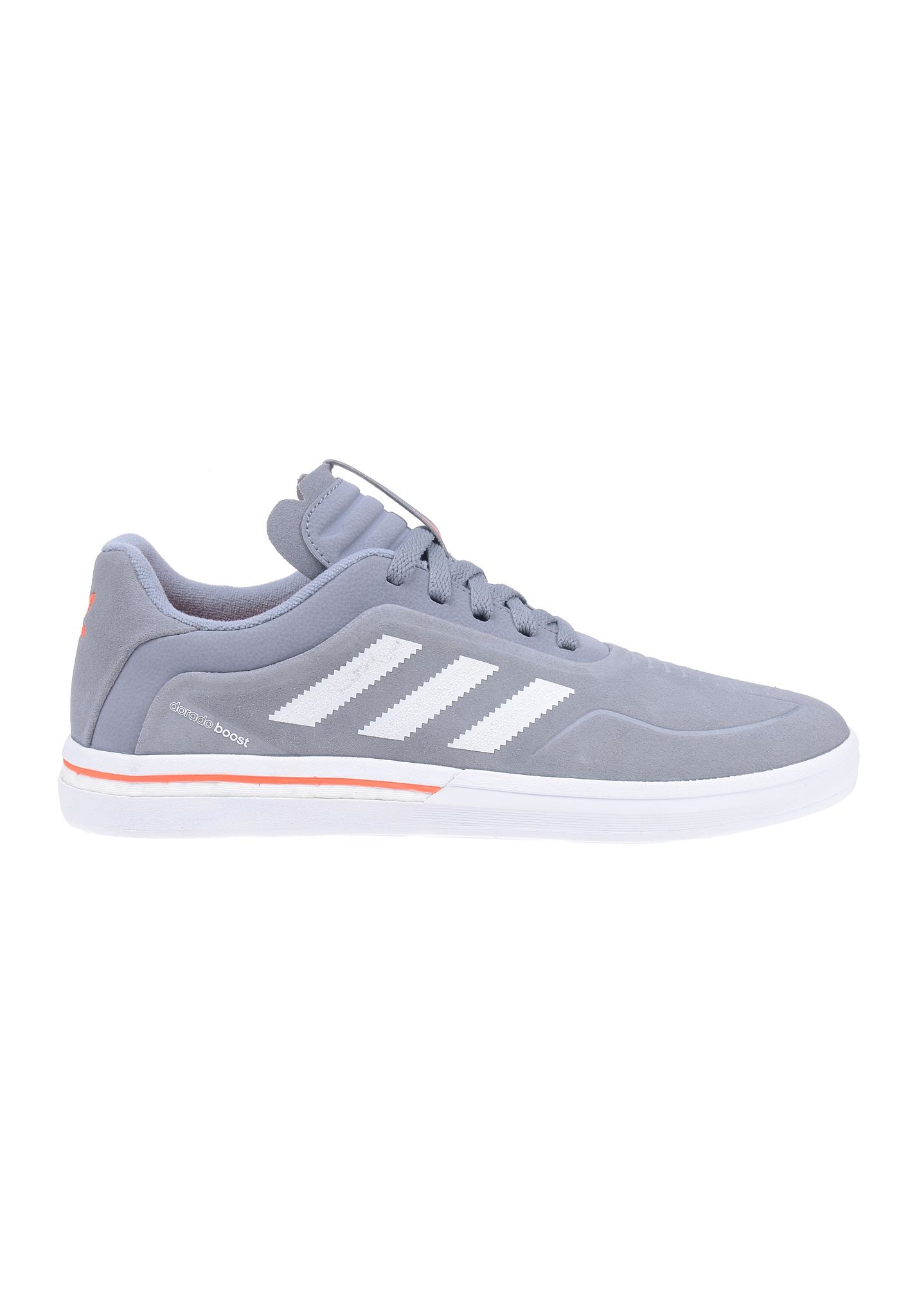best sneakers cf102 b3769 ADIDAS ORIGINALS Dorado ADV Boost Skateboarding - Sneakers for Men - Grey -  Planet Sports