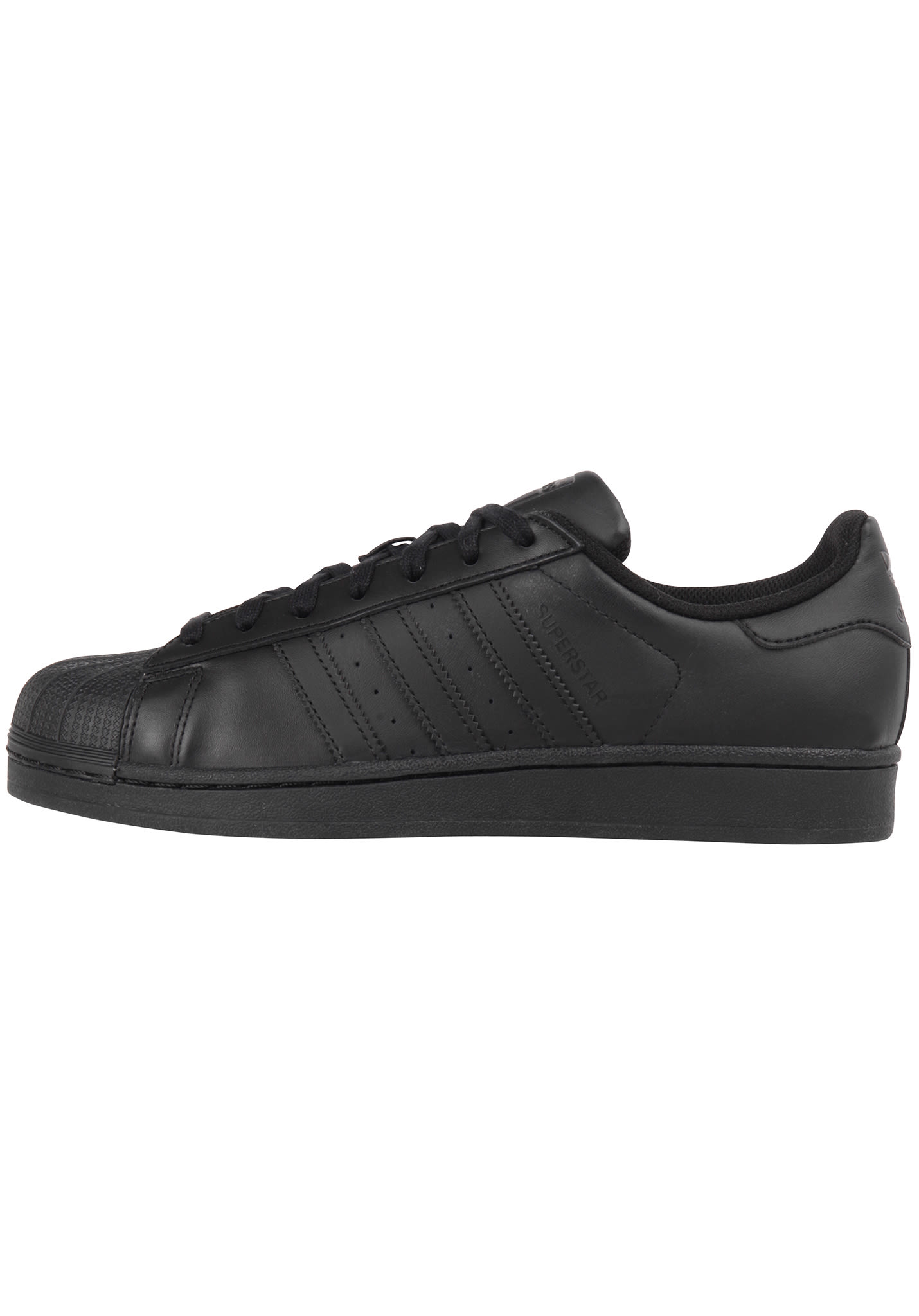 Cheap Adidas Original C77124 Superstar White Black Gold Label Foundation