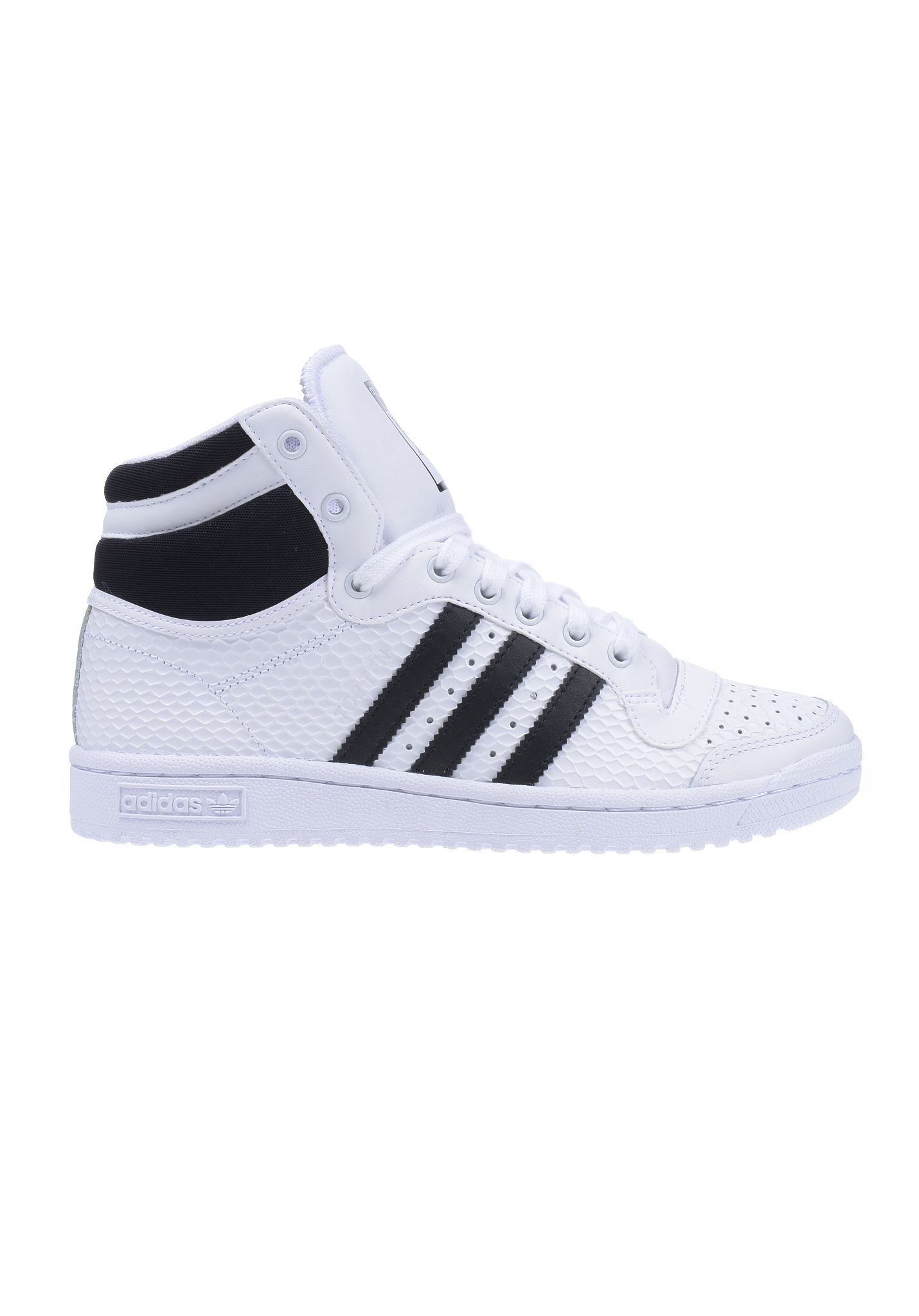 exclusive shoes shoes for cheap huge inventory Adidas High Sneaker Damen Weiß