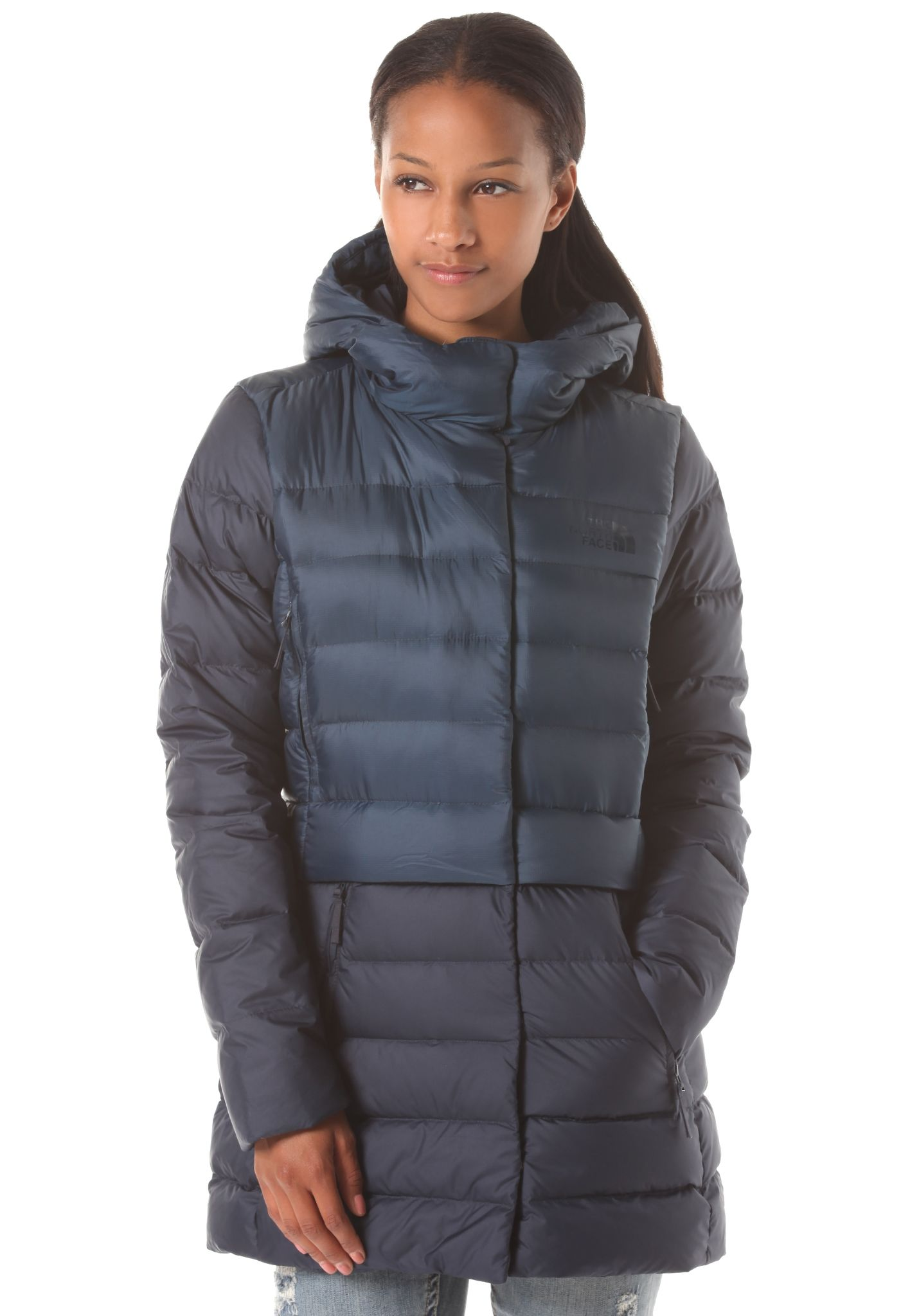 Leopard North Face Jacket