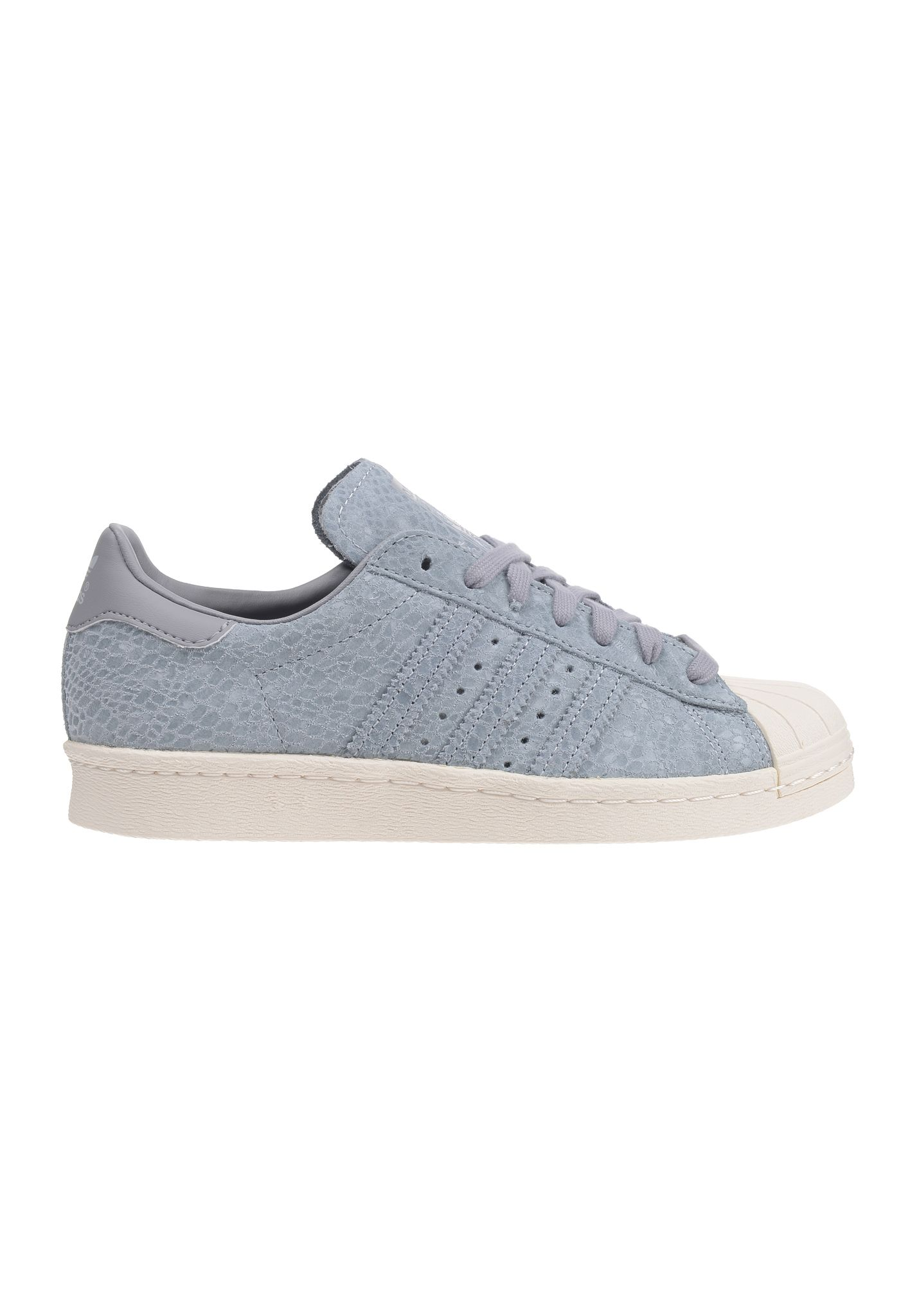 Adidas Superstar 80s Grau