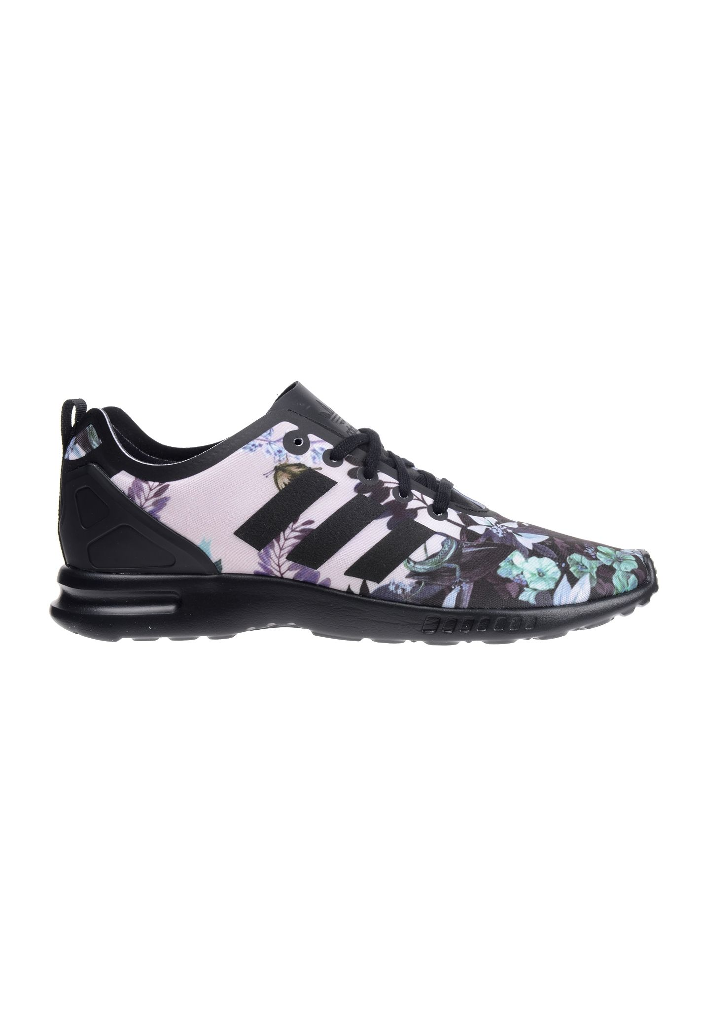 Womens Zx Flux Adv Smooth Low-Top Sneakers adidas