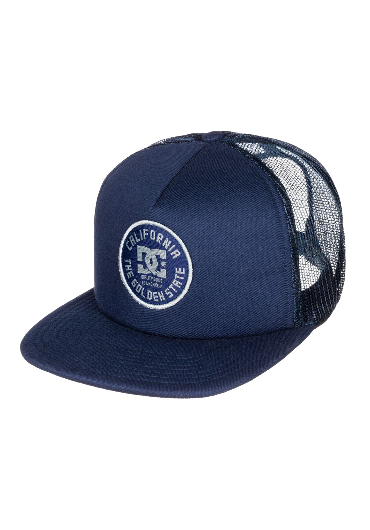 DC Forked - Gorra snapback para Hombres - Azul - Planet Sports 6a8b9dbcbe5