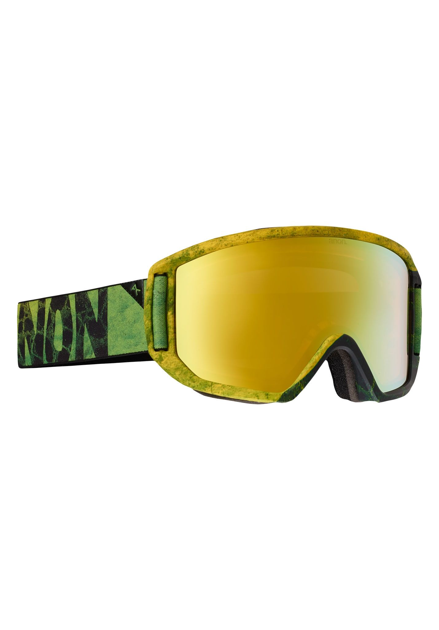 91af381feb13 ANON Relapse - Snowboard Goggle for Men - Green - Planet Sports