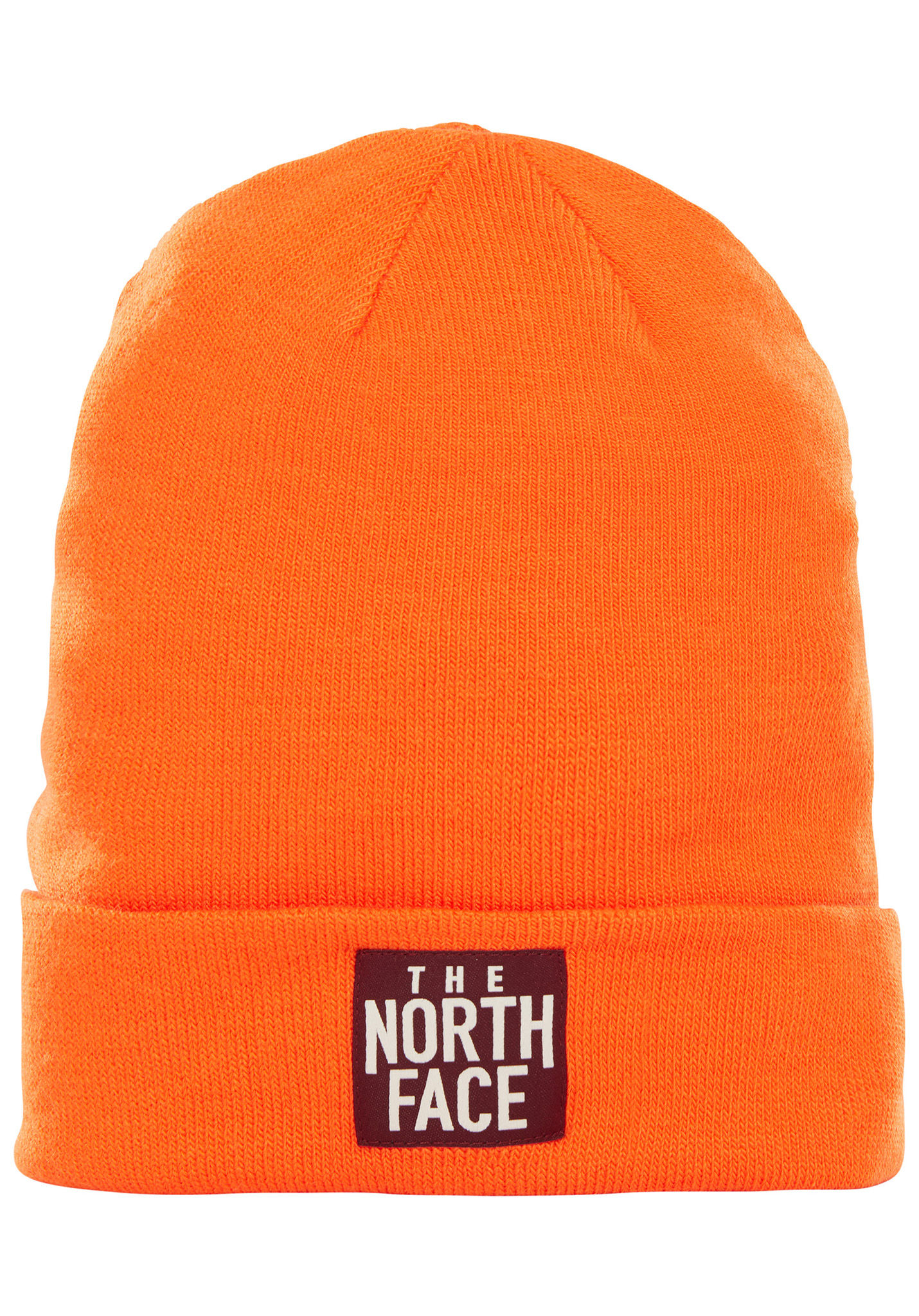 ab7479b9b THE NORTH FACE Dock Worker - Beanie - Orange