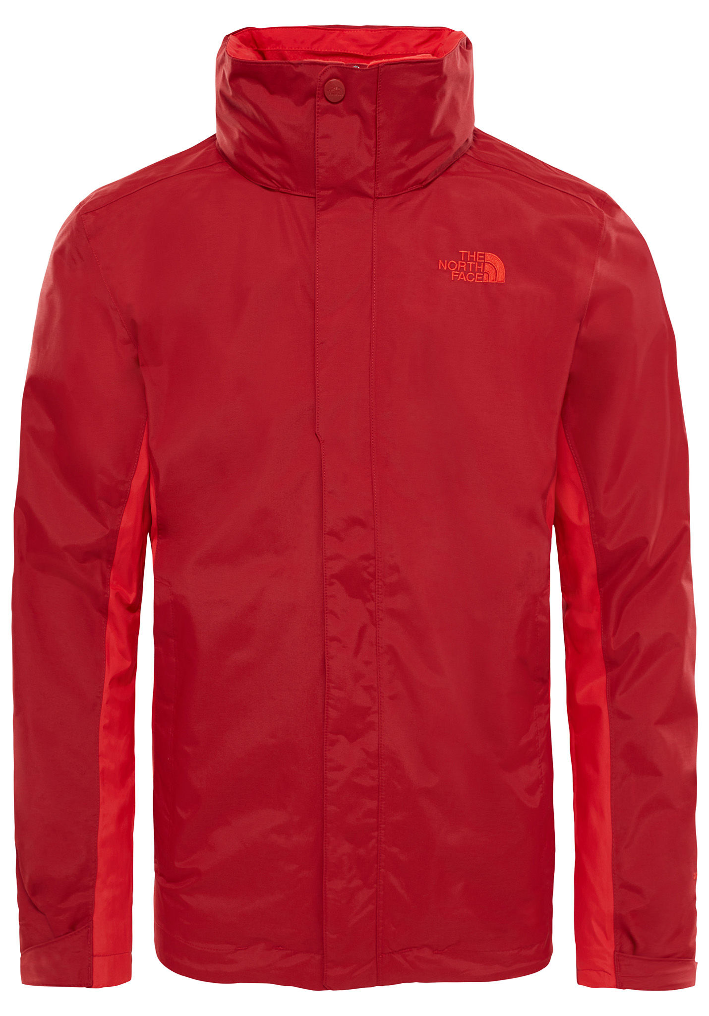 THE NORTH FACE Evolution II Triclimate - Giacca outdoor per Uomo - Rosso -  Planet Sports 4c120378ba86