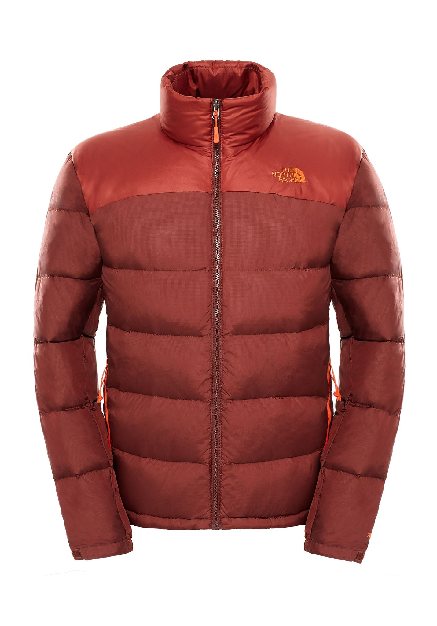 ... THE NORTH FACE Nuptse 2 - Functional Jacket for Men - Red - Planet  Sports ... 7cdd5d64d