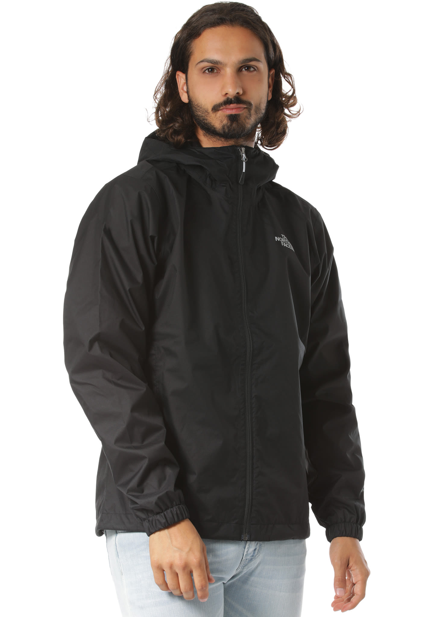 THE NORTH FACE Quest - Outdoor Jacket for Men - Black - Planet Sports dbcfeeb8434