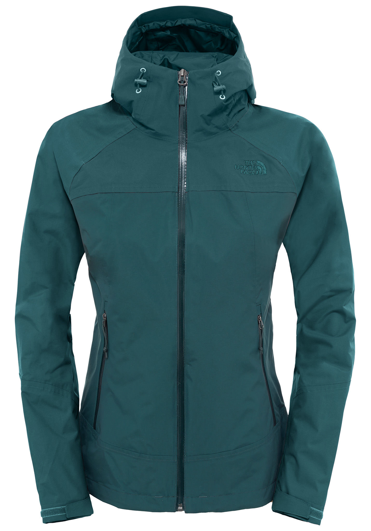 5d586f9f6cd4 ... THE NORTH FACE Stratos - Functional Jacket for Women - Green - Planet  Sports ...